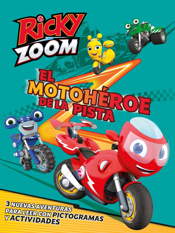 RICKY ZOOM EL MOTOHEROE DE LA PISTA