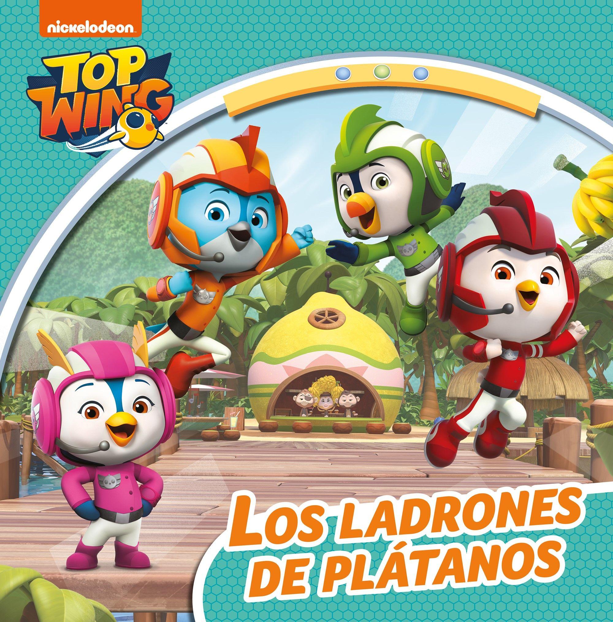 TOP WING LOS LADRONES DE PLATANOS