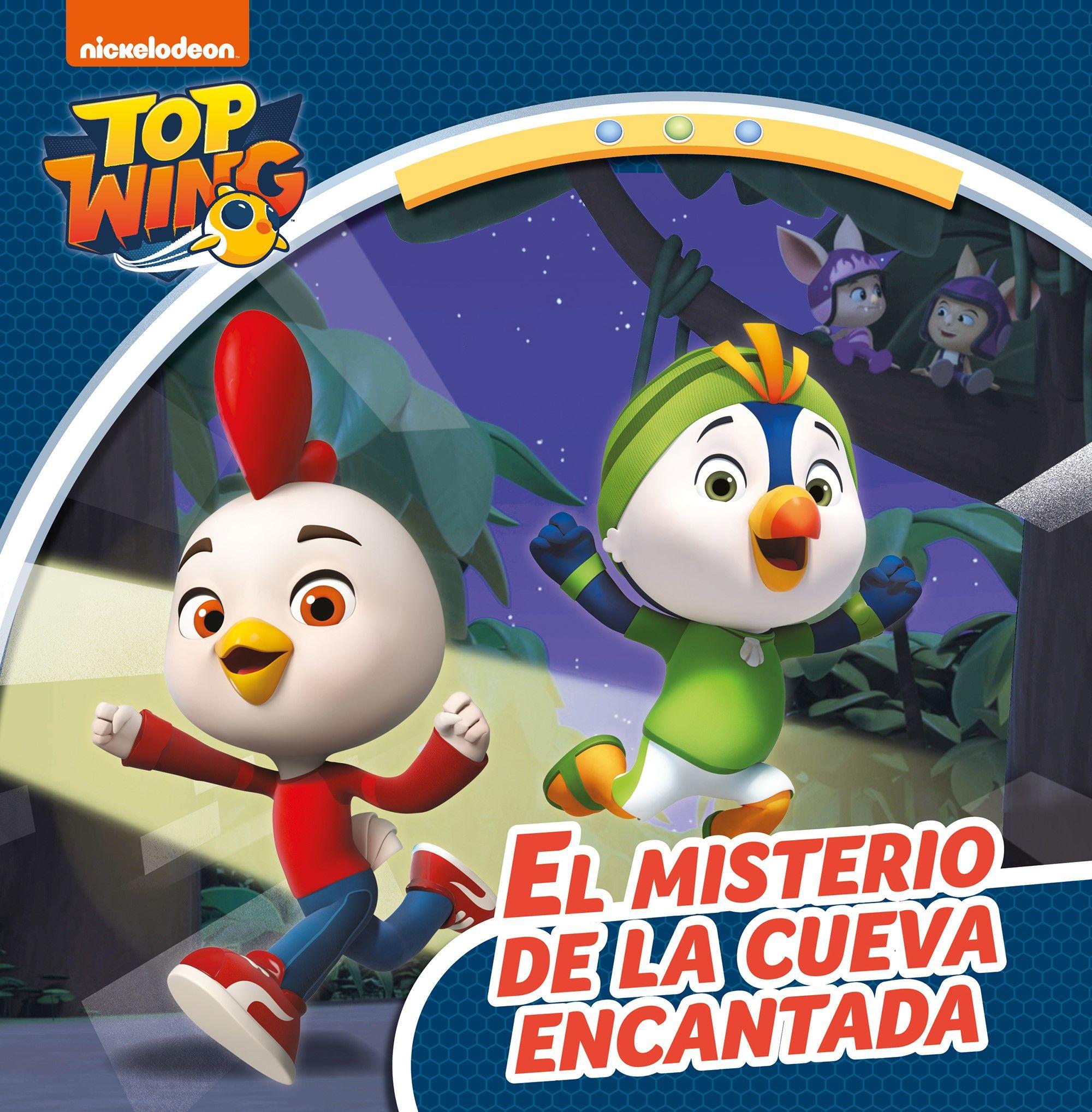 TOP WING EL MISTERIO DE LA CUEVA ENCANTADA