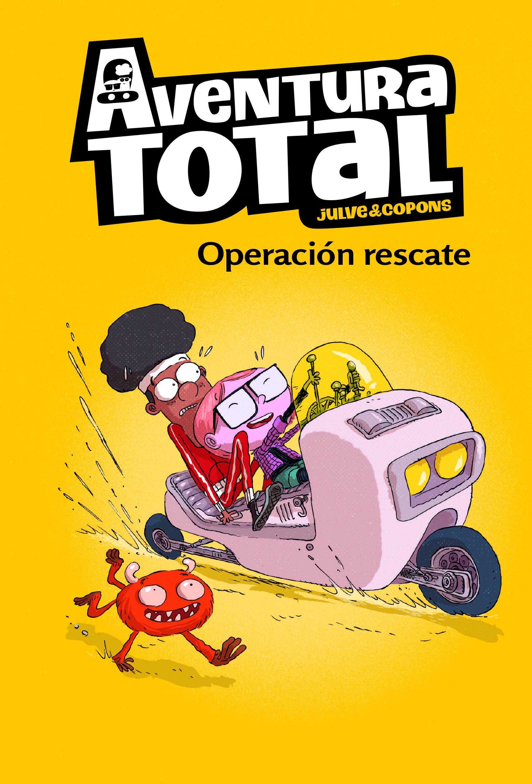 AVENTURA TOTAL 4 OPERACION RESCATE