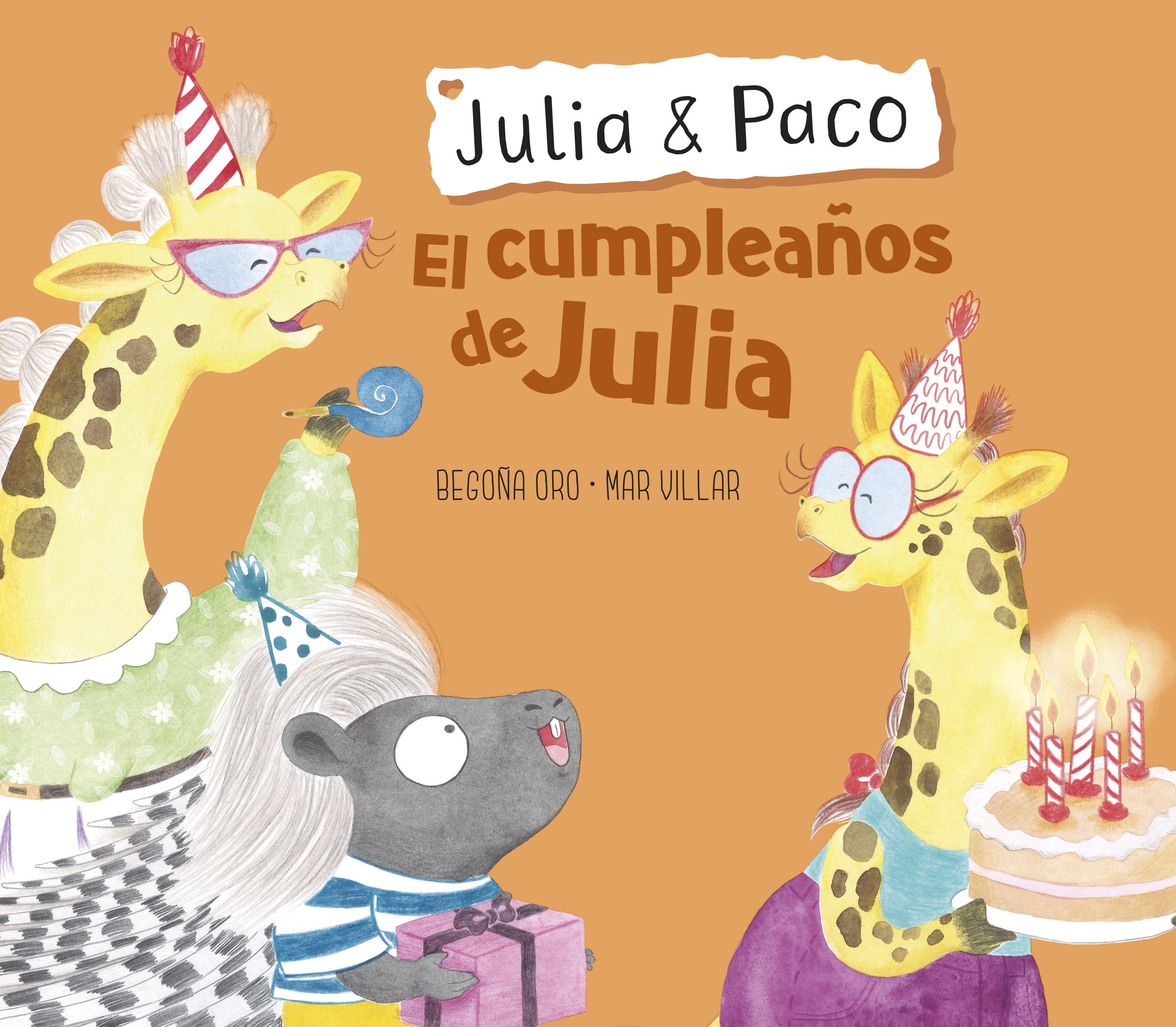JULIA Y PACO CUMPLEAÑOS DE JULIA EL