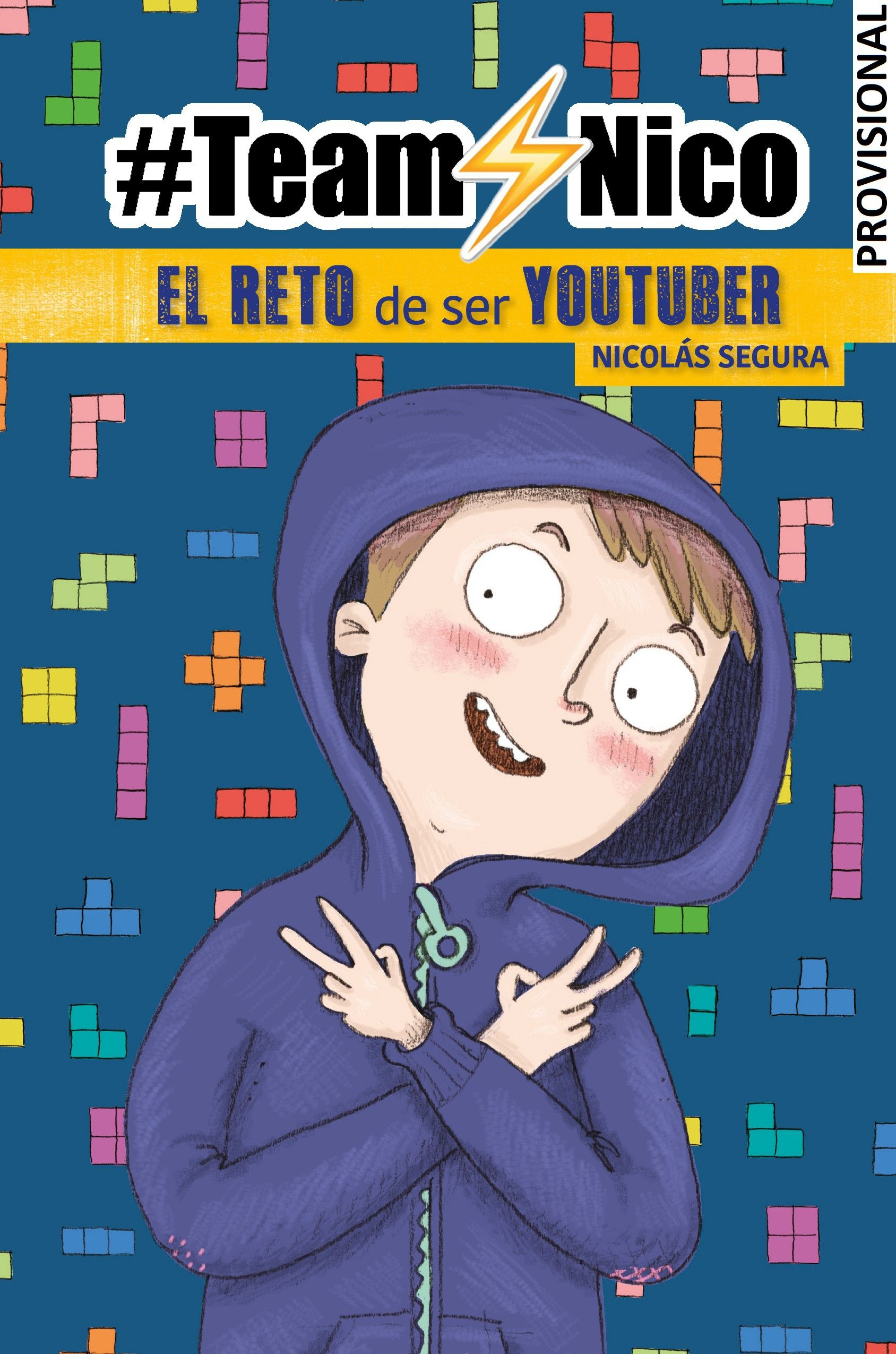 TEAM NICO EL RETO DE SER YOUTUBER
