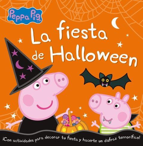 PEPPA PIG LA FIESTA DE HALLOWEEN