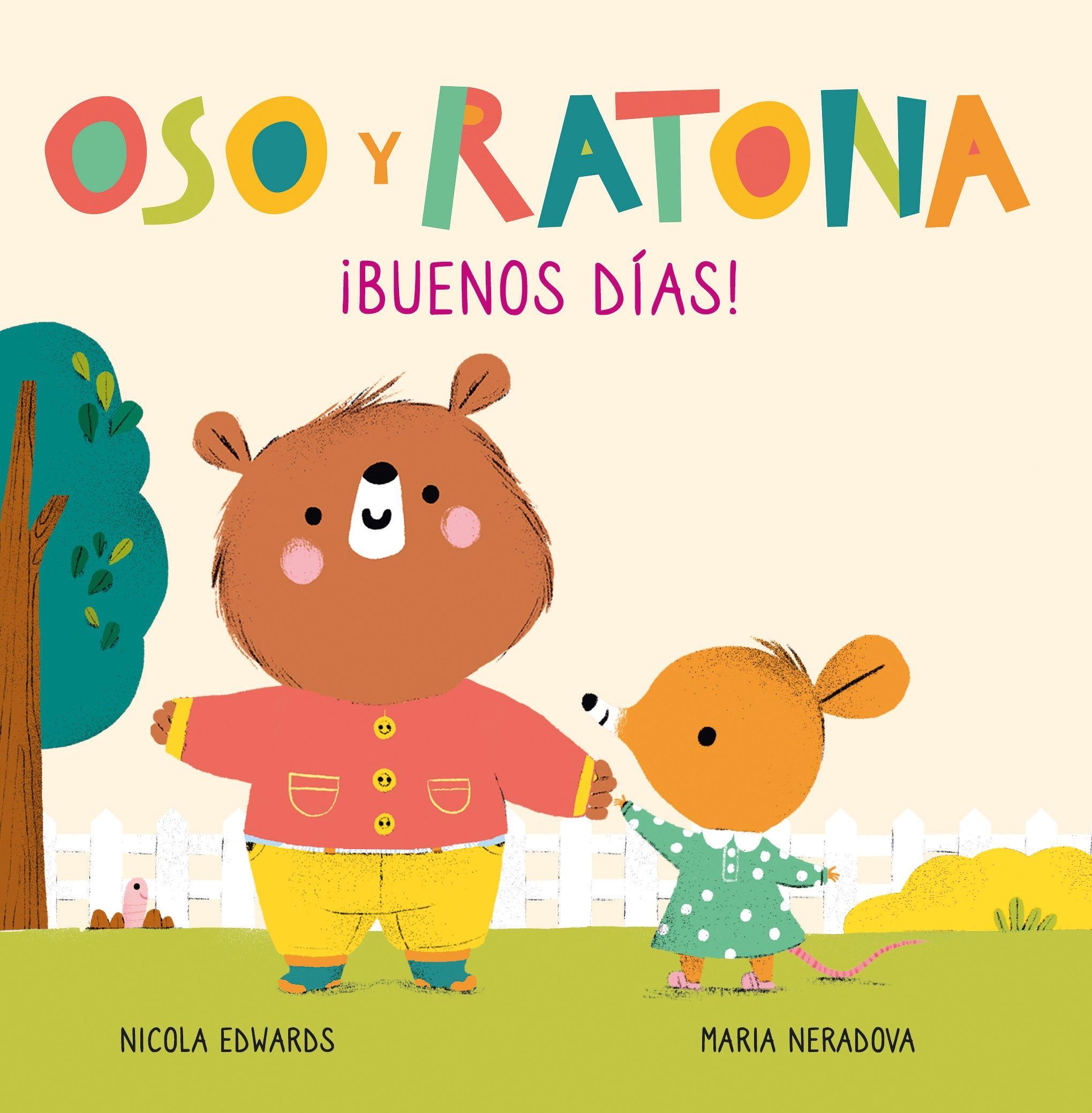 OSO Y RATONA BUENOS DIAS