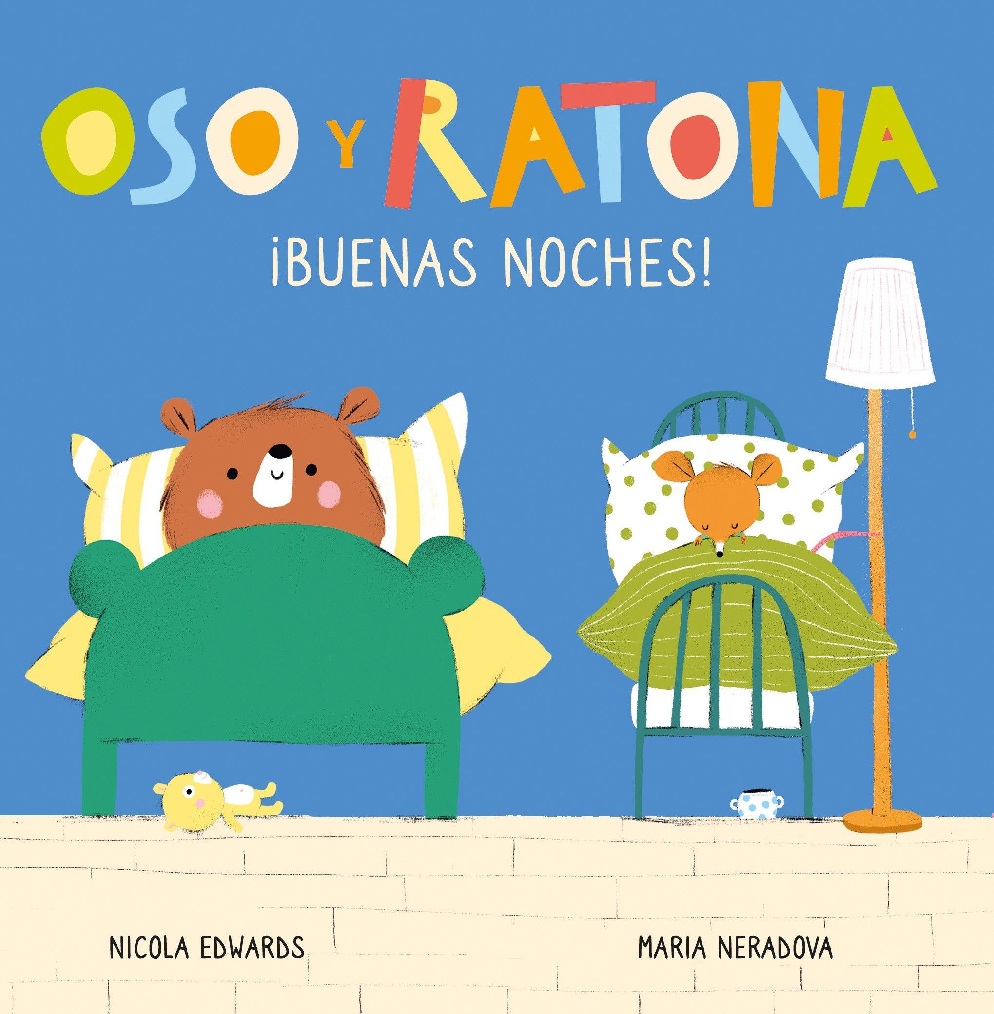 OSO Y RATONA BUENAS NOCHES