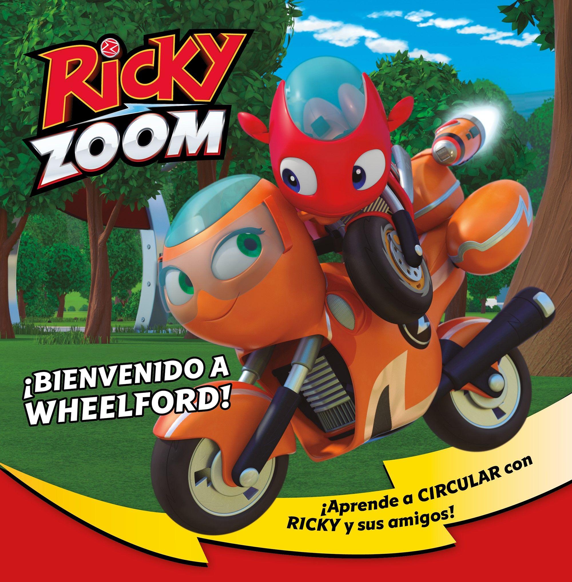 RICKY ZOOM 1 BIENVENIDO A WHEELFORD