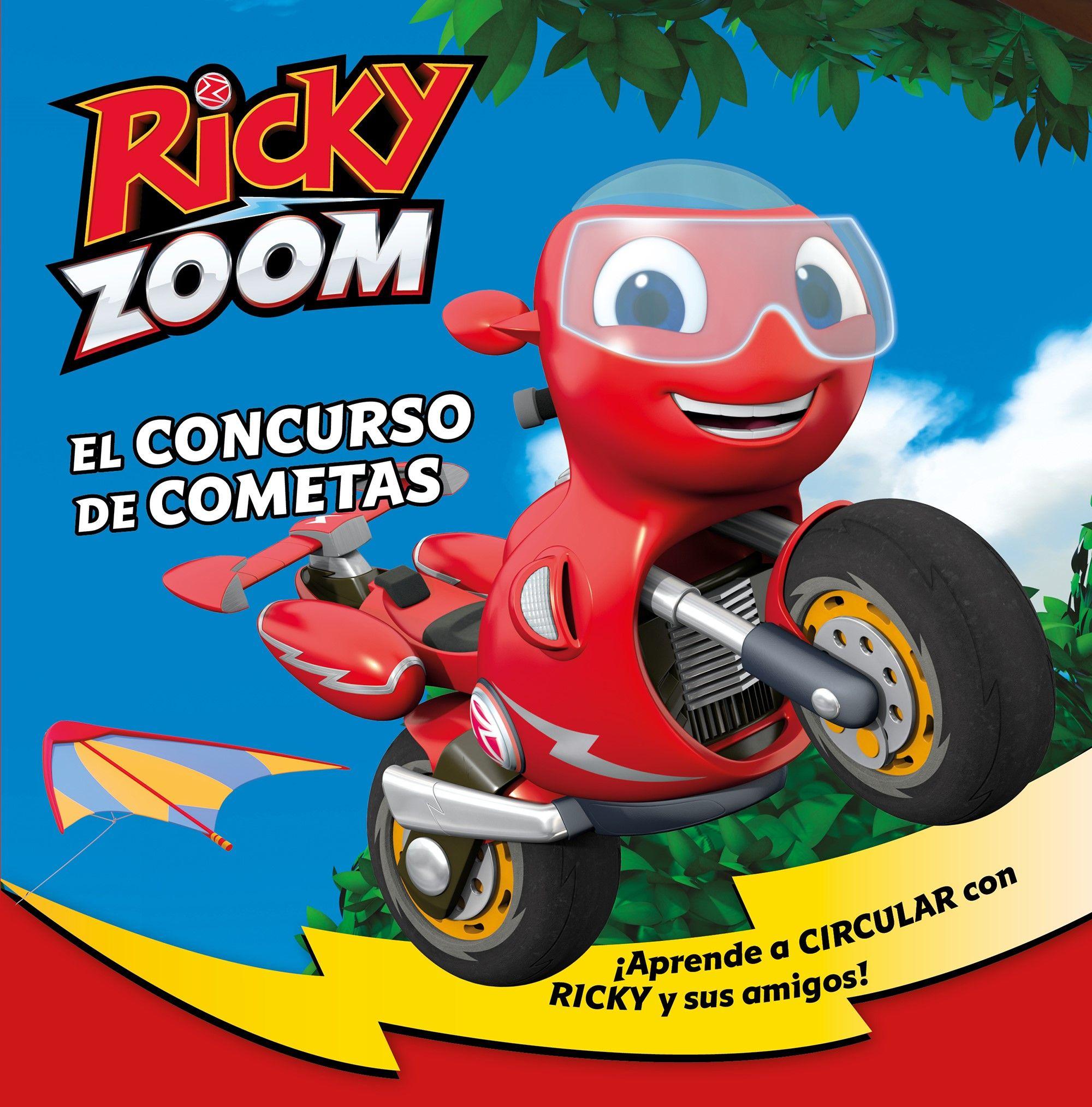 RICKY ZOOM 2 EL CONCURSO DE COMETAS
