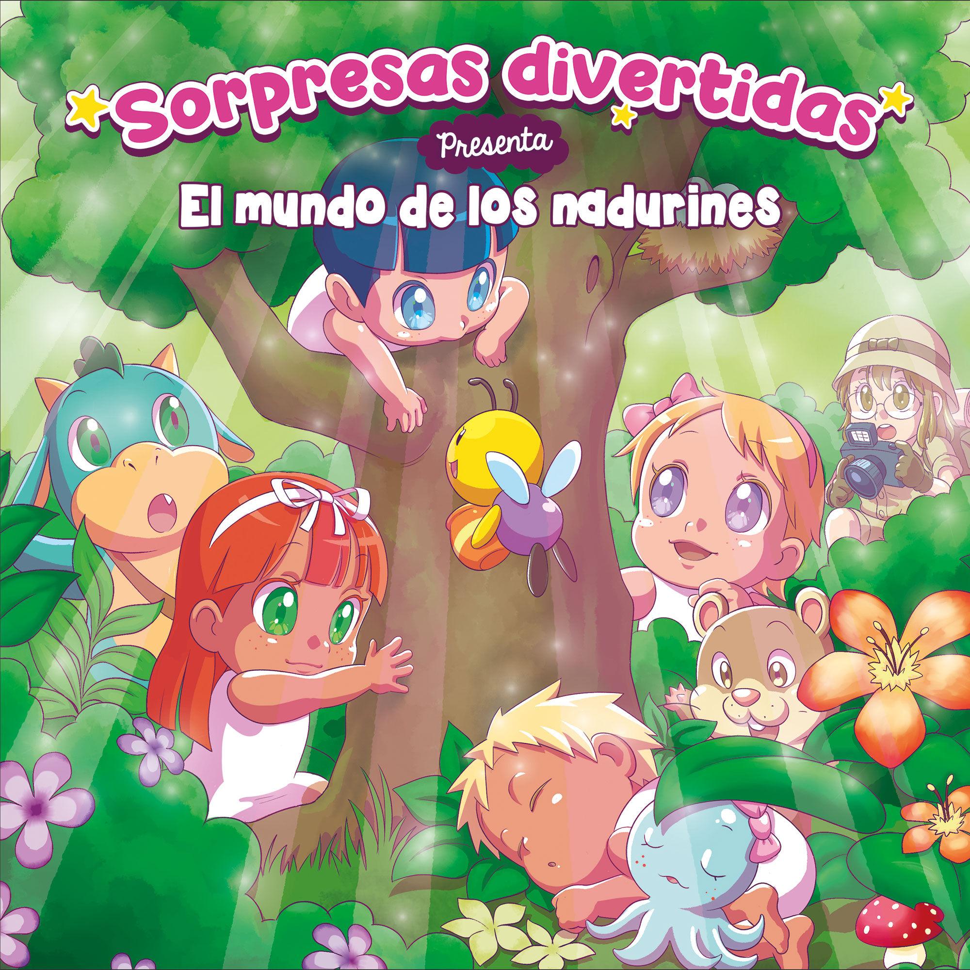 SORPRESAS DIVERTIDAS MUNDO DE LOS NADURINES