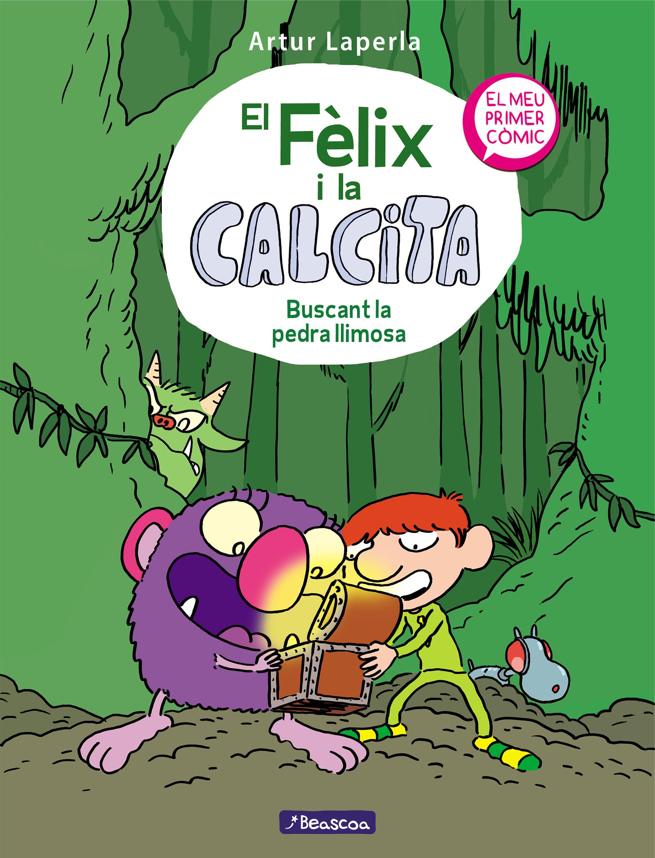 FELIX I LA CALCITA 3  BUSCANT LA PEDRA LLIMOSA EL
