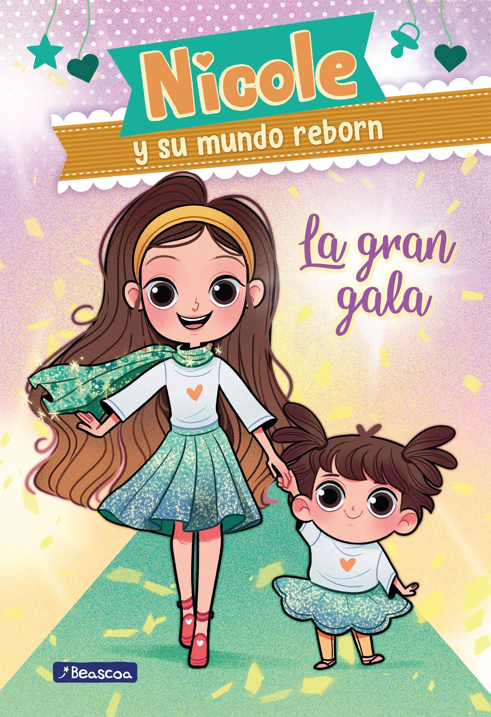 NICOLE Y SU MUNDO REBORN 2 LA GRAN GALA