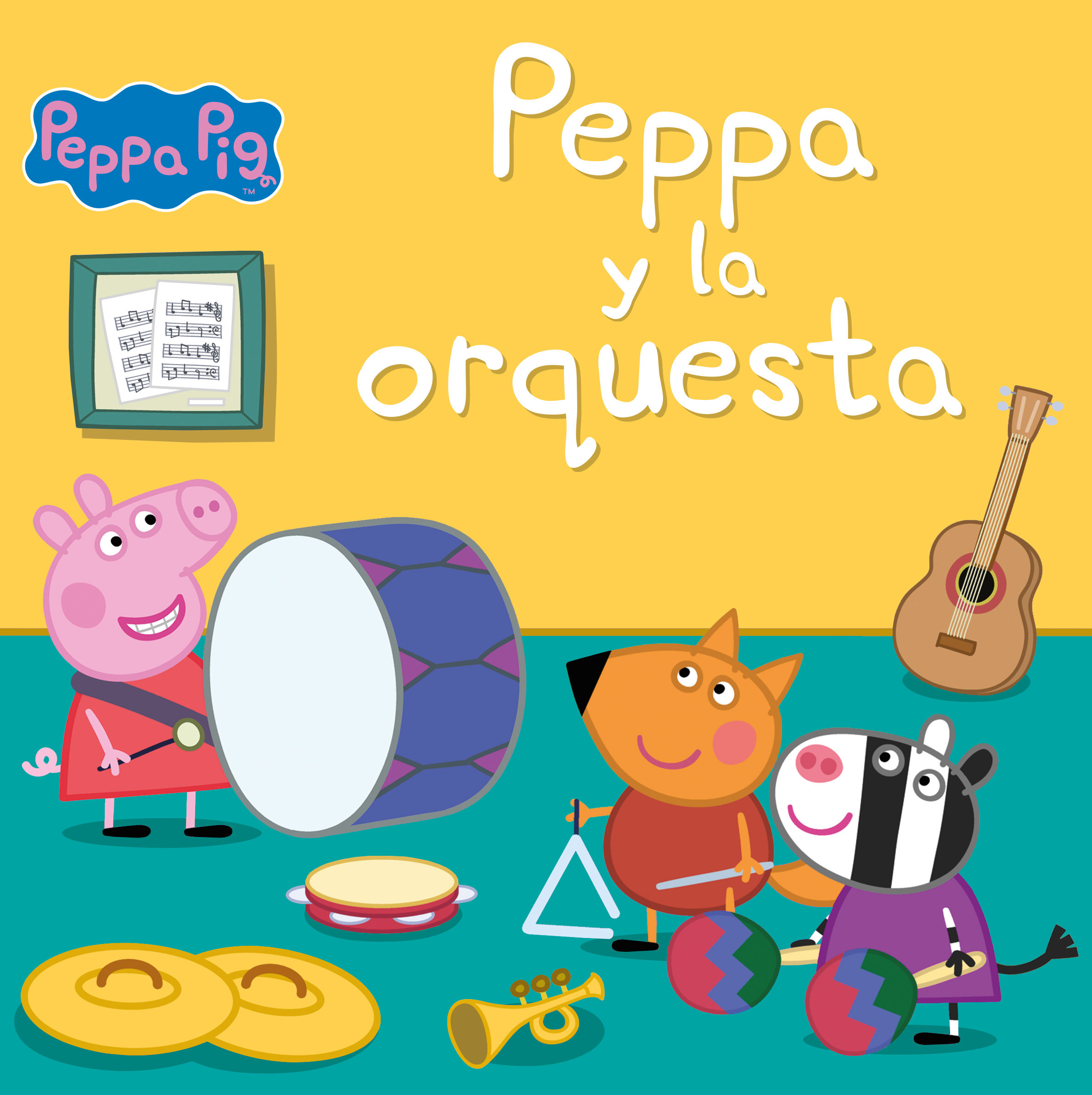 PEPPA PIG PEPPA Y LA ORQUESTA