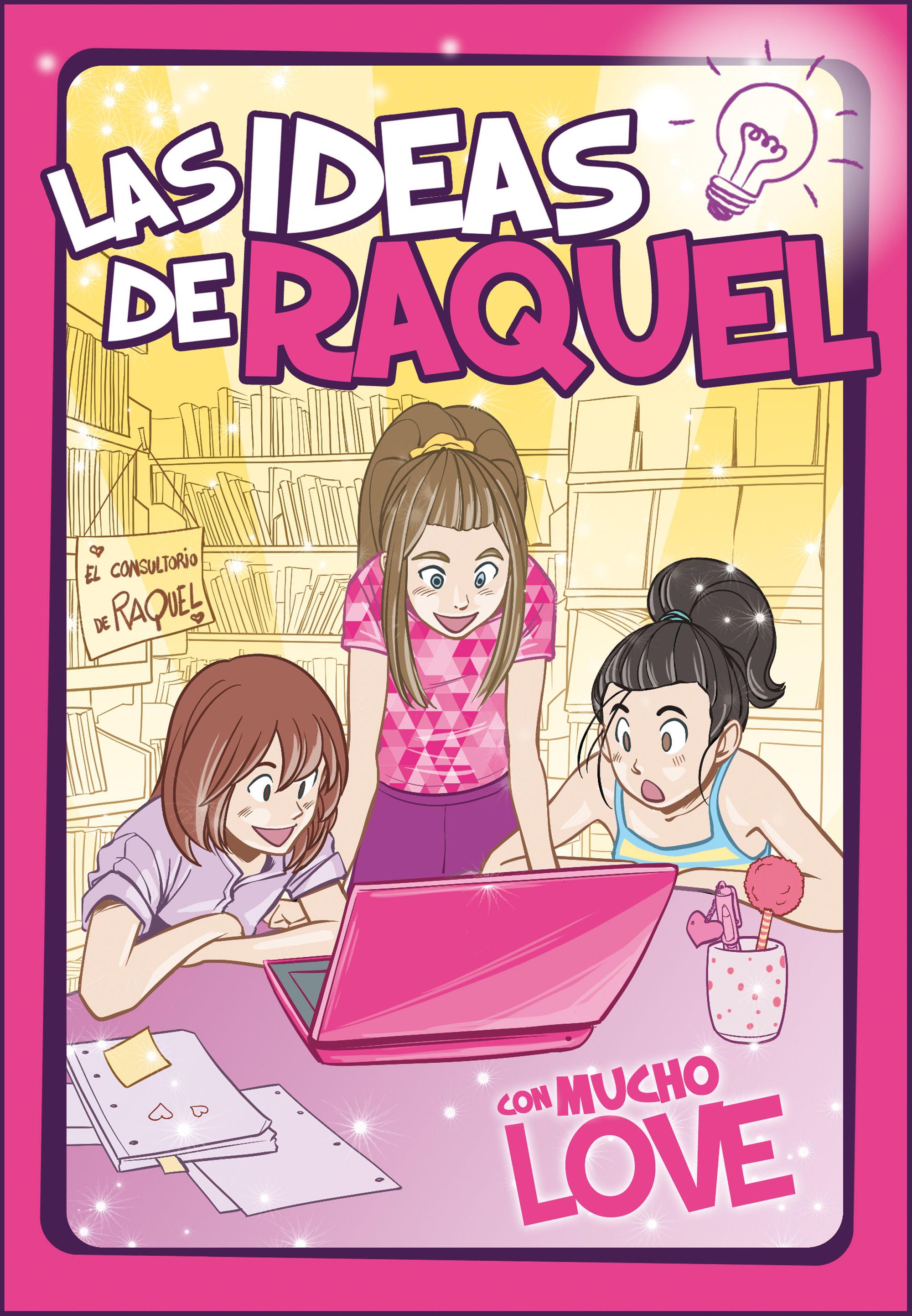 IDEAS DE RAQUEL LAS Nº2 CON MUCHO LOVE