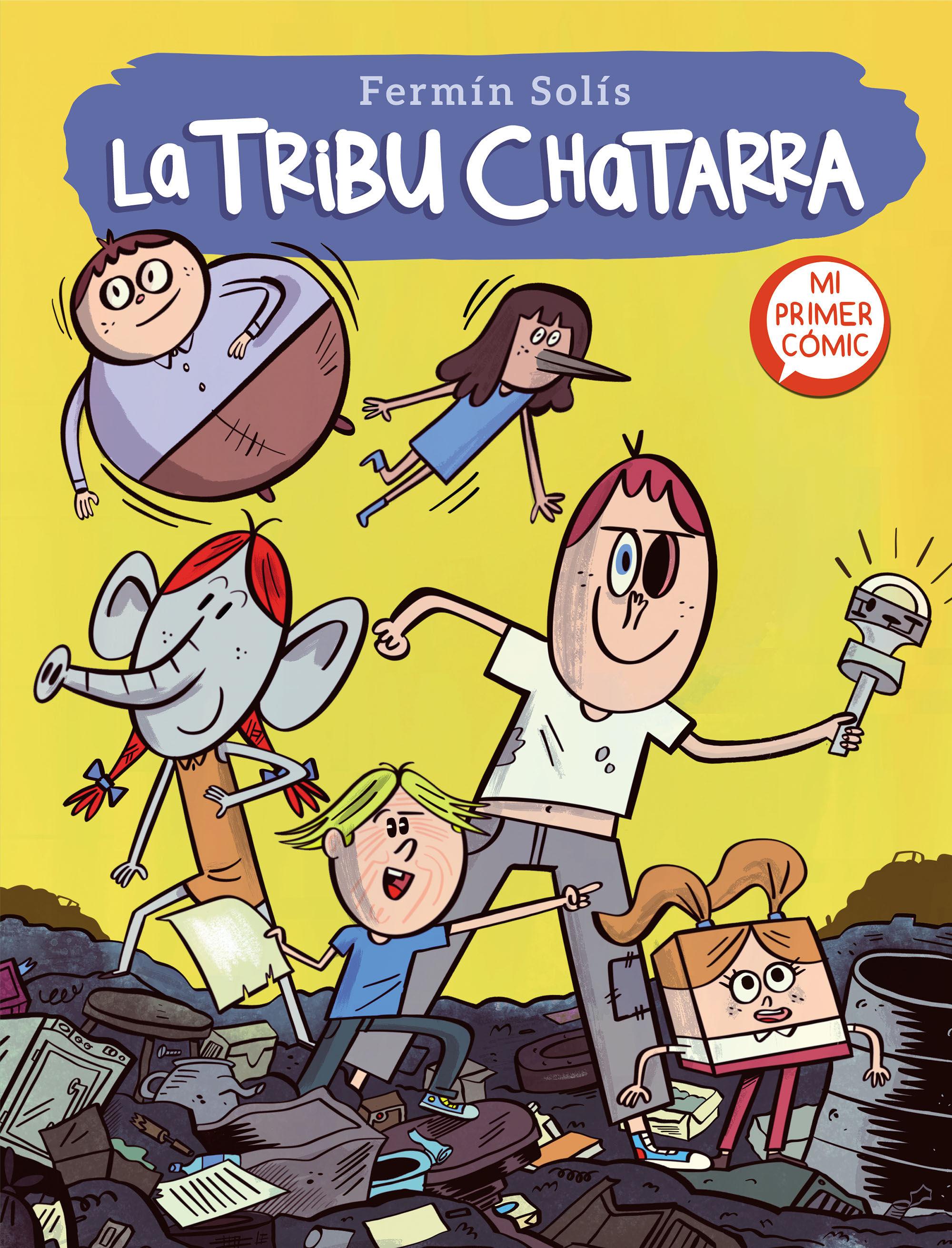 TRIBU CHATARRA 1 LA