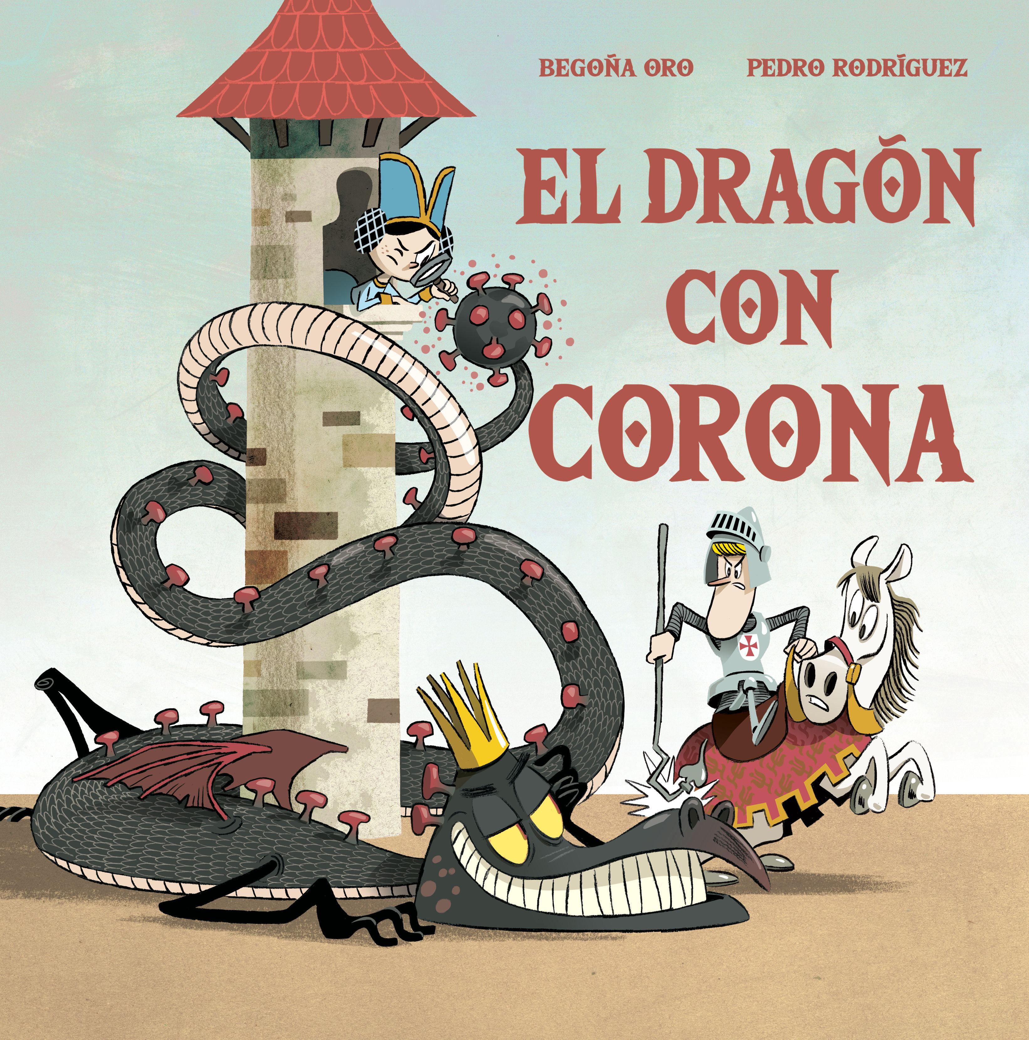 DRAGON CON CORONA EL