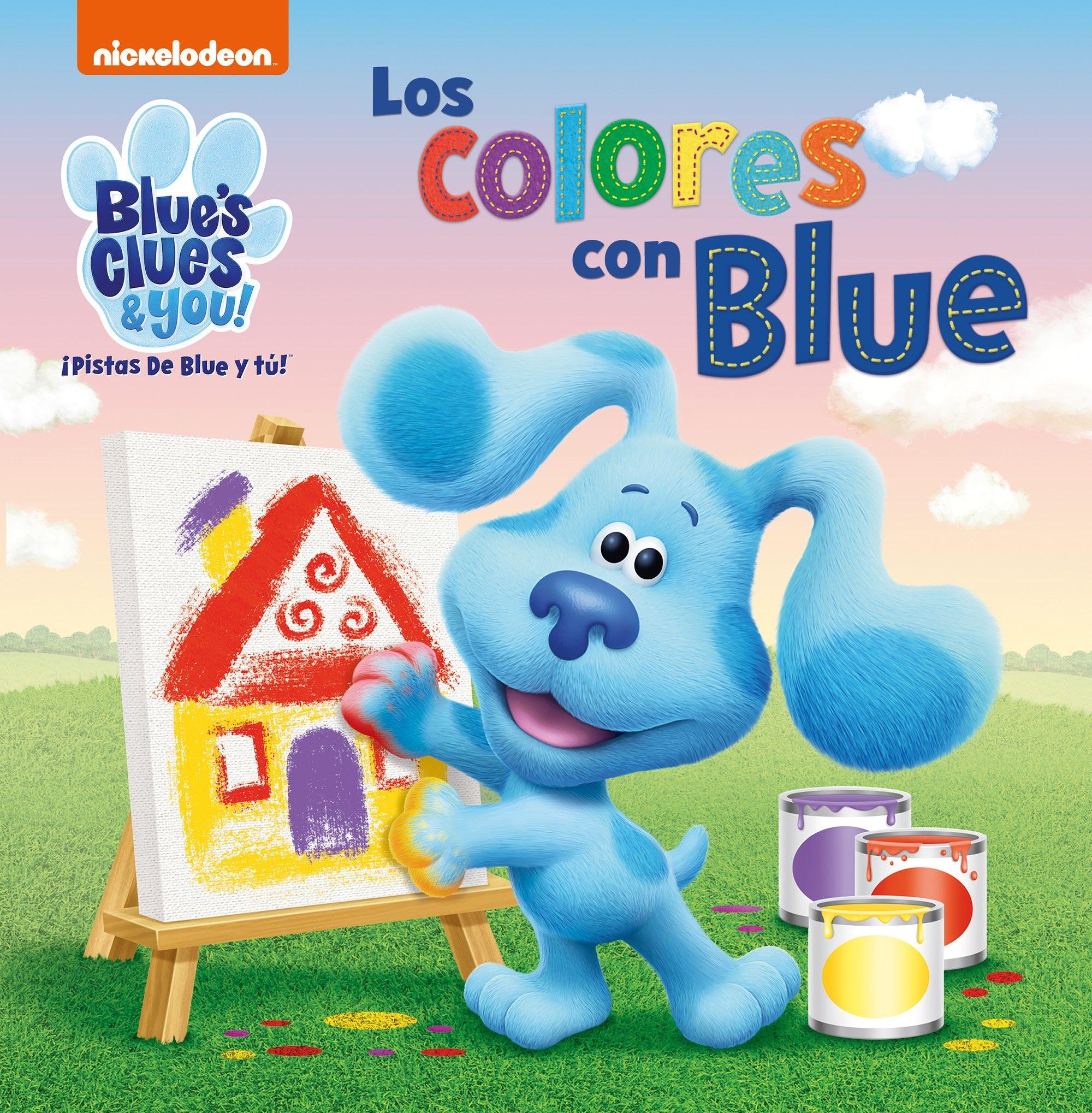 COLORES CON BLUE LAS PISTAS DE BLUE Y TU