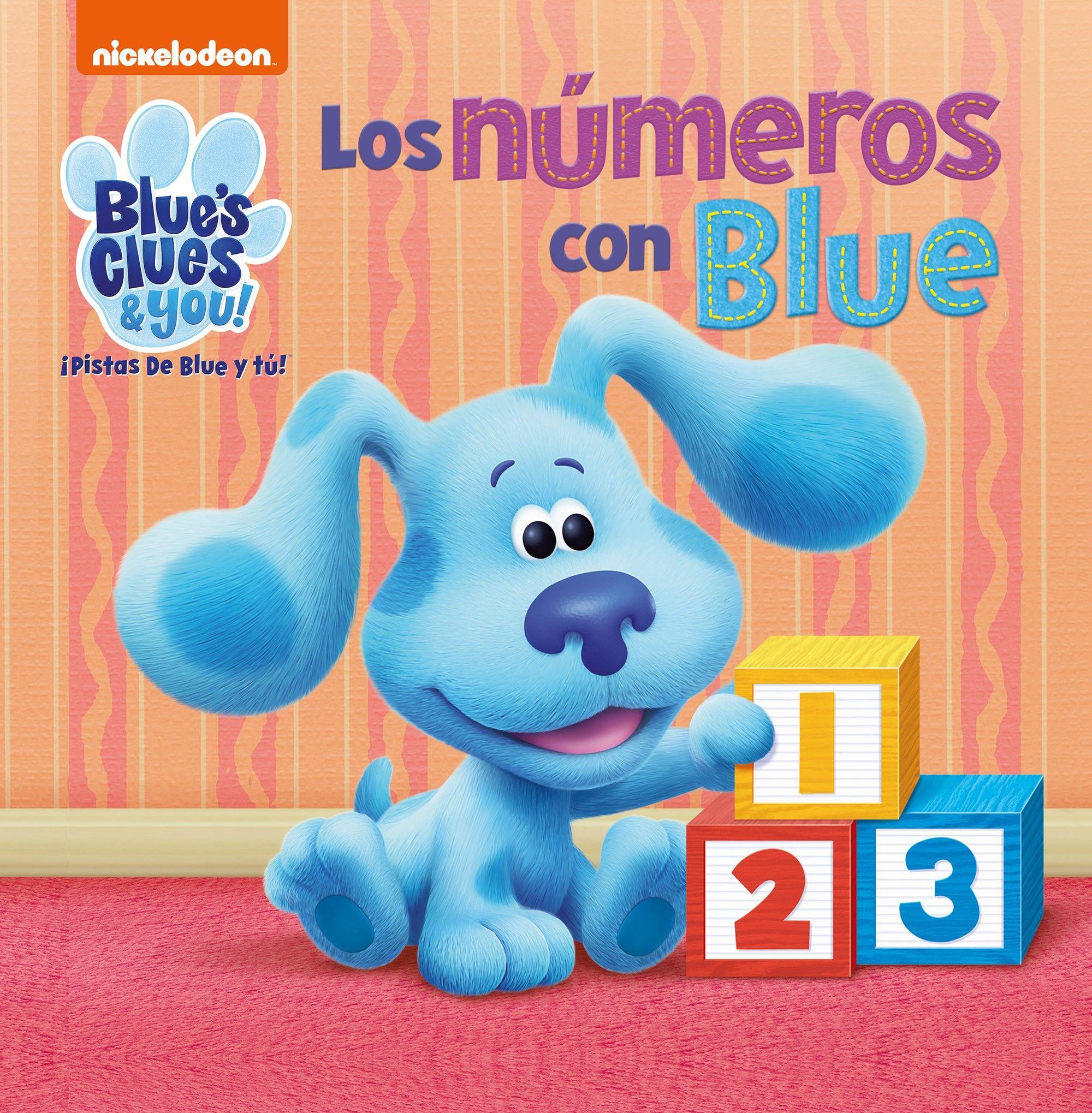 NUMEROS CON BLUE LAS PISTAS DE BLUE Y TU LOS