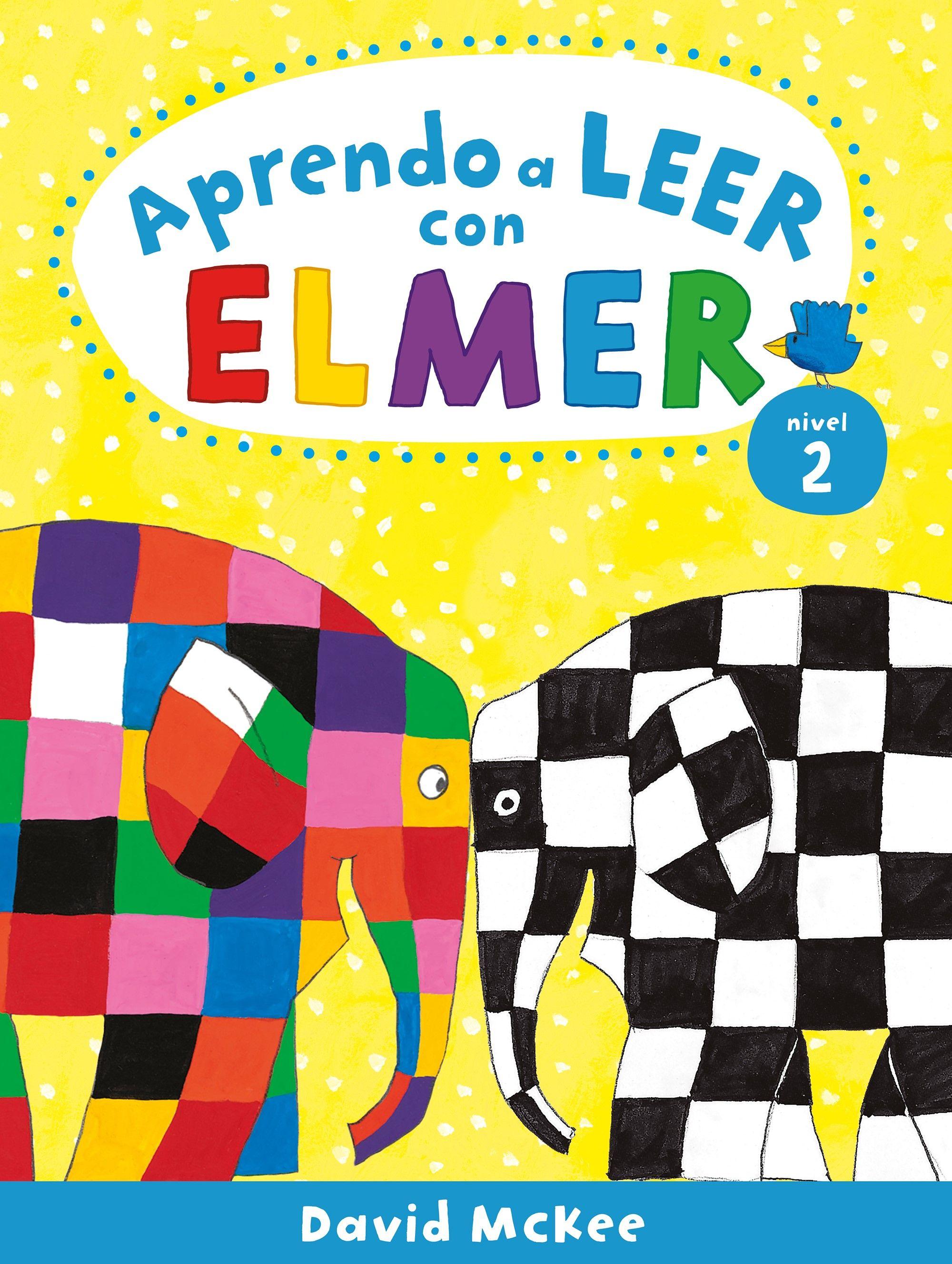 APRENDO A LEER CON ELMER NIVEL 2 APRENDO CON ELMER