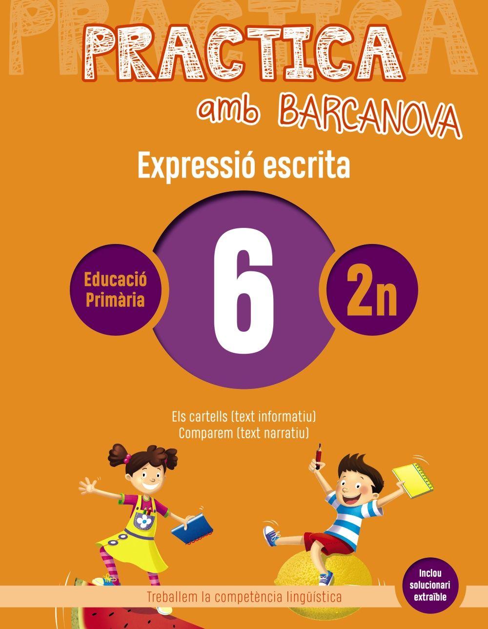 PRACTICA AMB BARCANOVA 6. EXPRESSIÓ ESCRITA