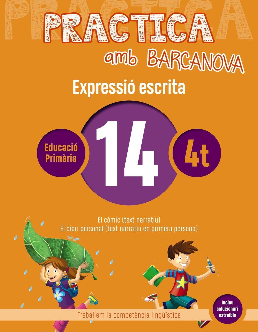 PRACTICA AMB BARCANOVA 14. EXPRESSIÓ ESCRITA