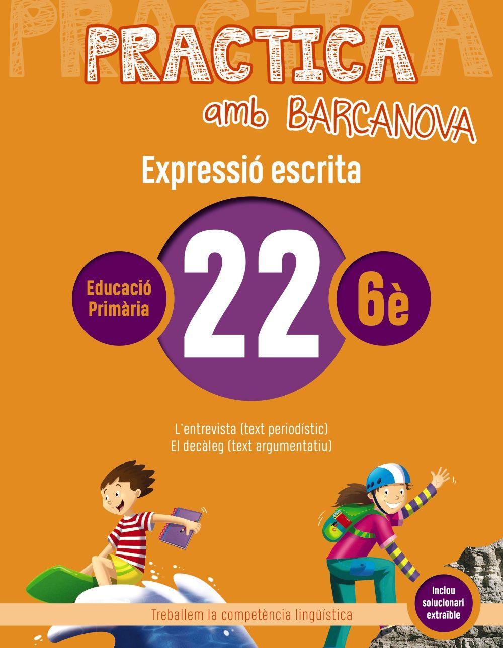 EXPRESSIÓ ESCRITA 22