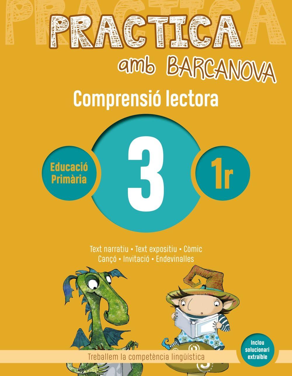 PRACTICA AMB BARCANOVA 3 COMPRENSIÓ LECTORA