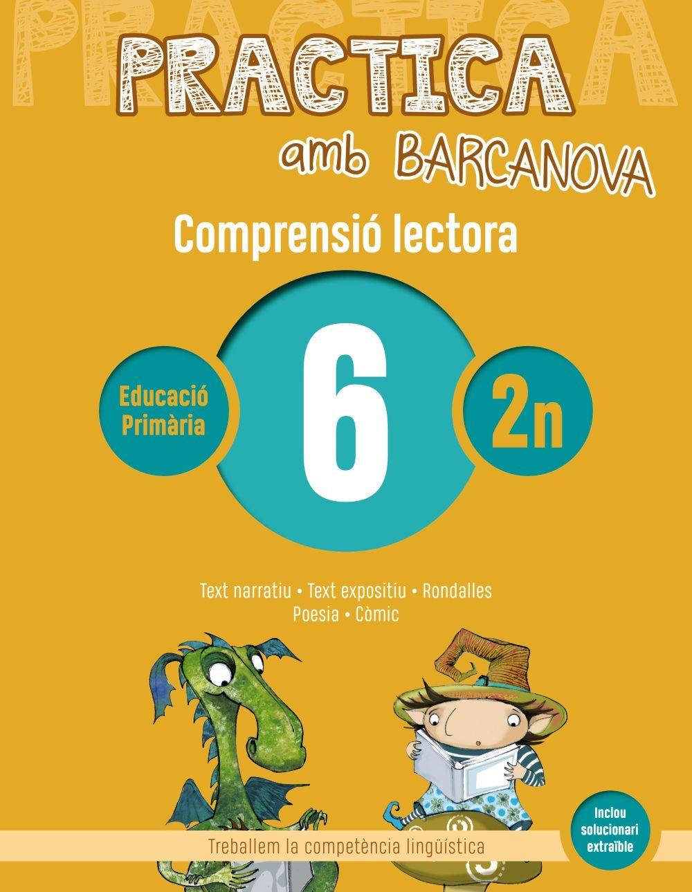 PRACTICA AMB BARCANOVA 6. COMPRENSIÓ LECTORA