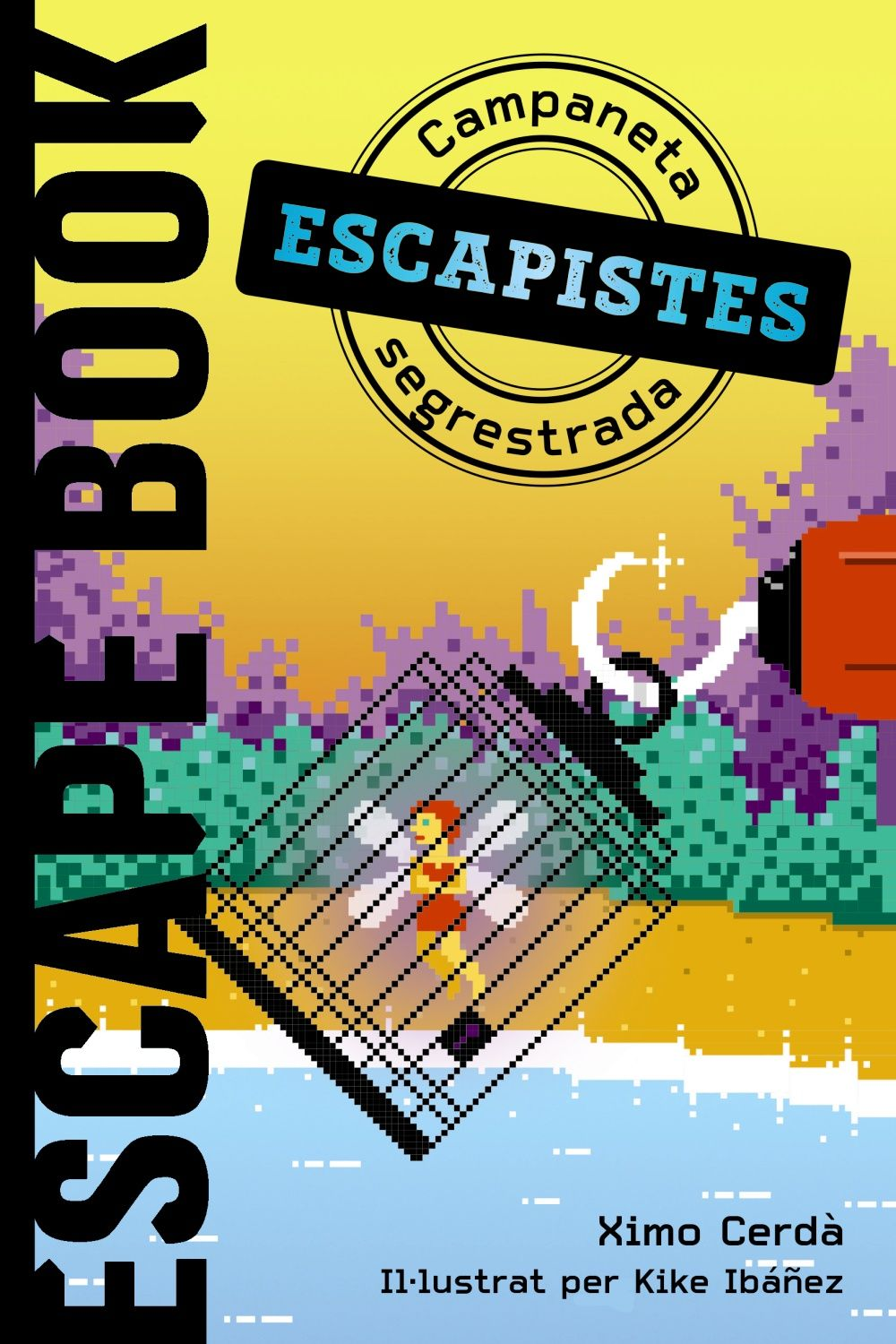 ESCAPE BOOK ESCAPISTES CAMPANETA SEGRESTADA