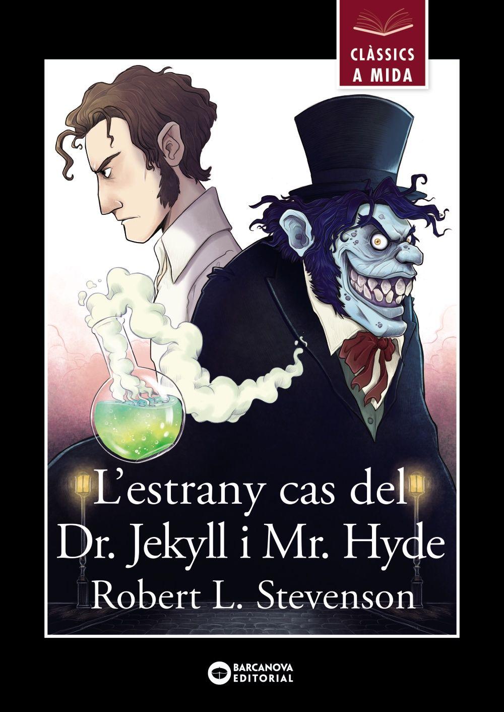 ESTARNY CAS DEL DR JEKYLL I MR HYDE CLASSICS A MIDA