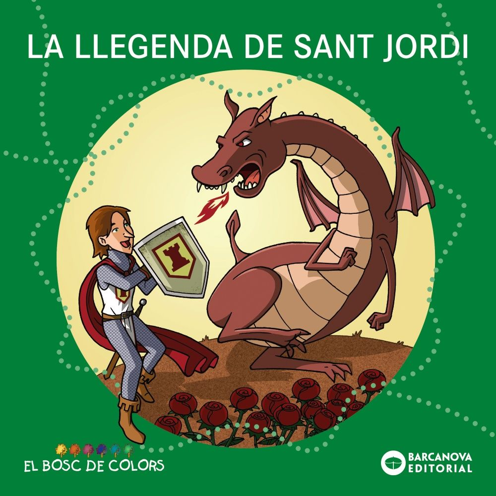 LLEGENDA DE SANT JORDI LA