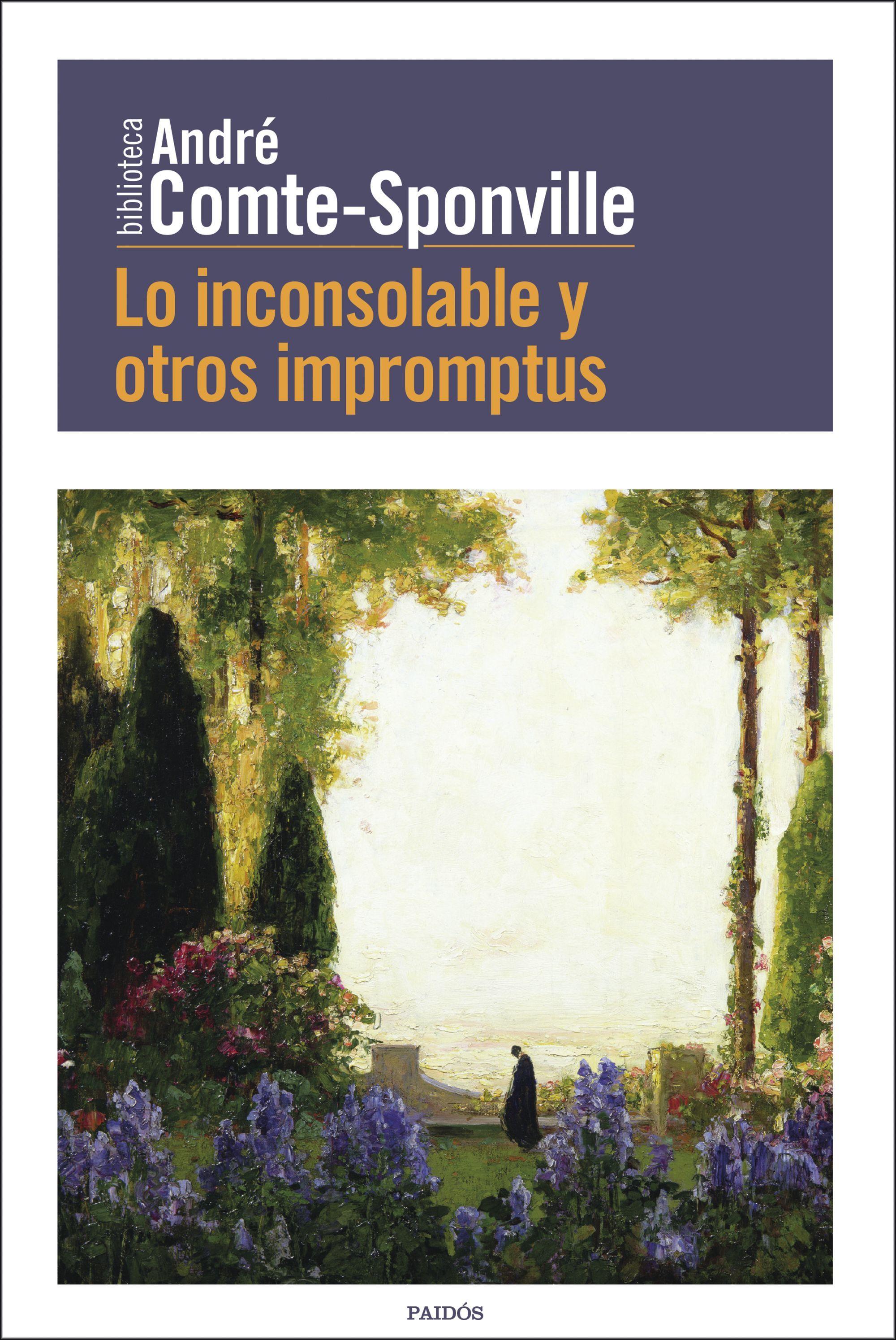 INCONSOLABLE Y OTROS IMPROMPTUS EL