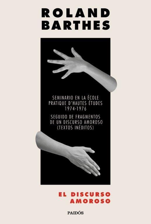DISCURSO AMOROSO EL