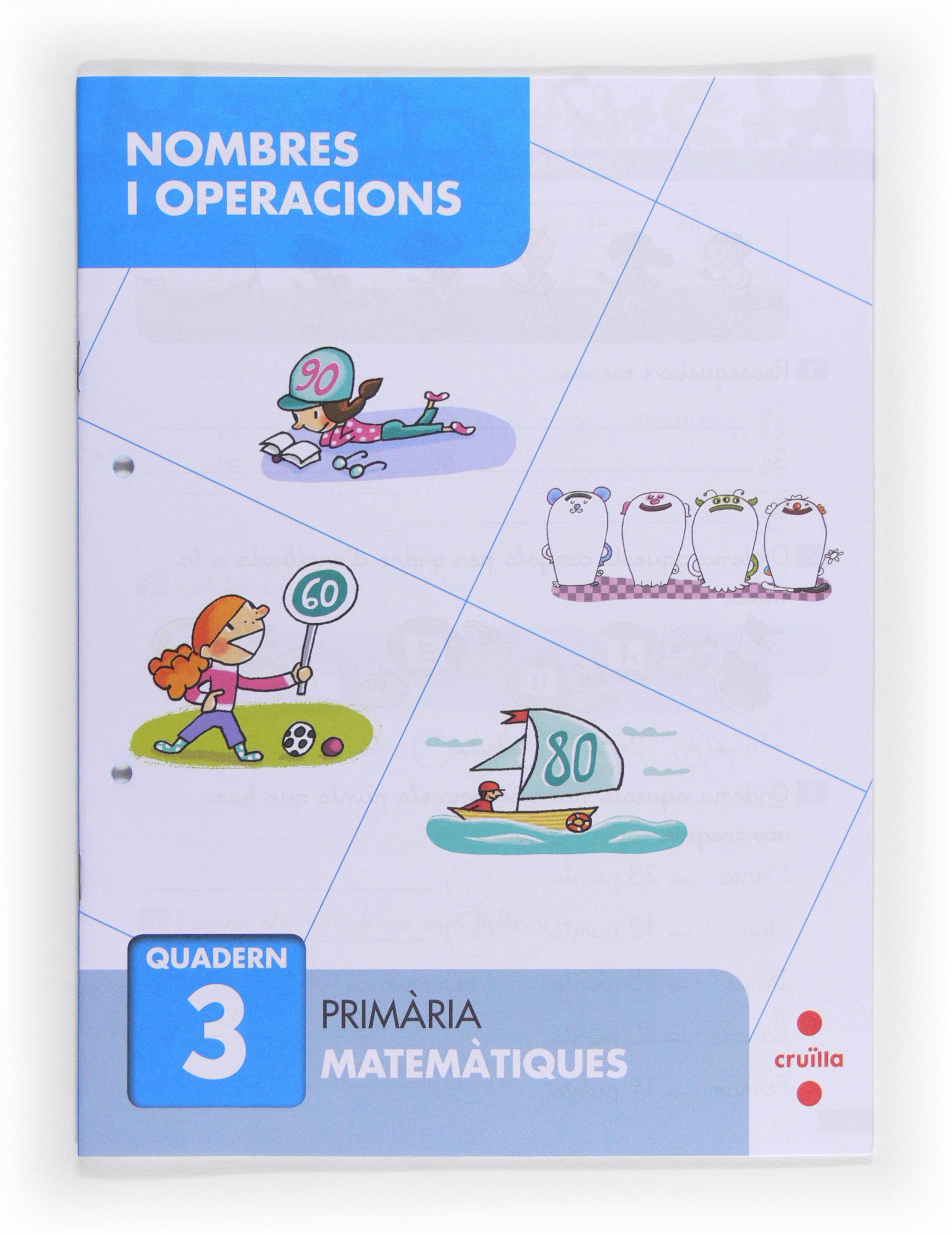 NOMBRES I OPERACIONS QUADERN  3 13