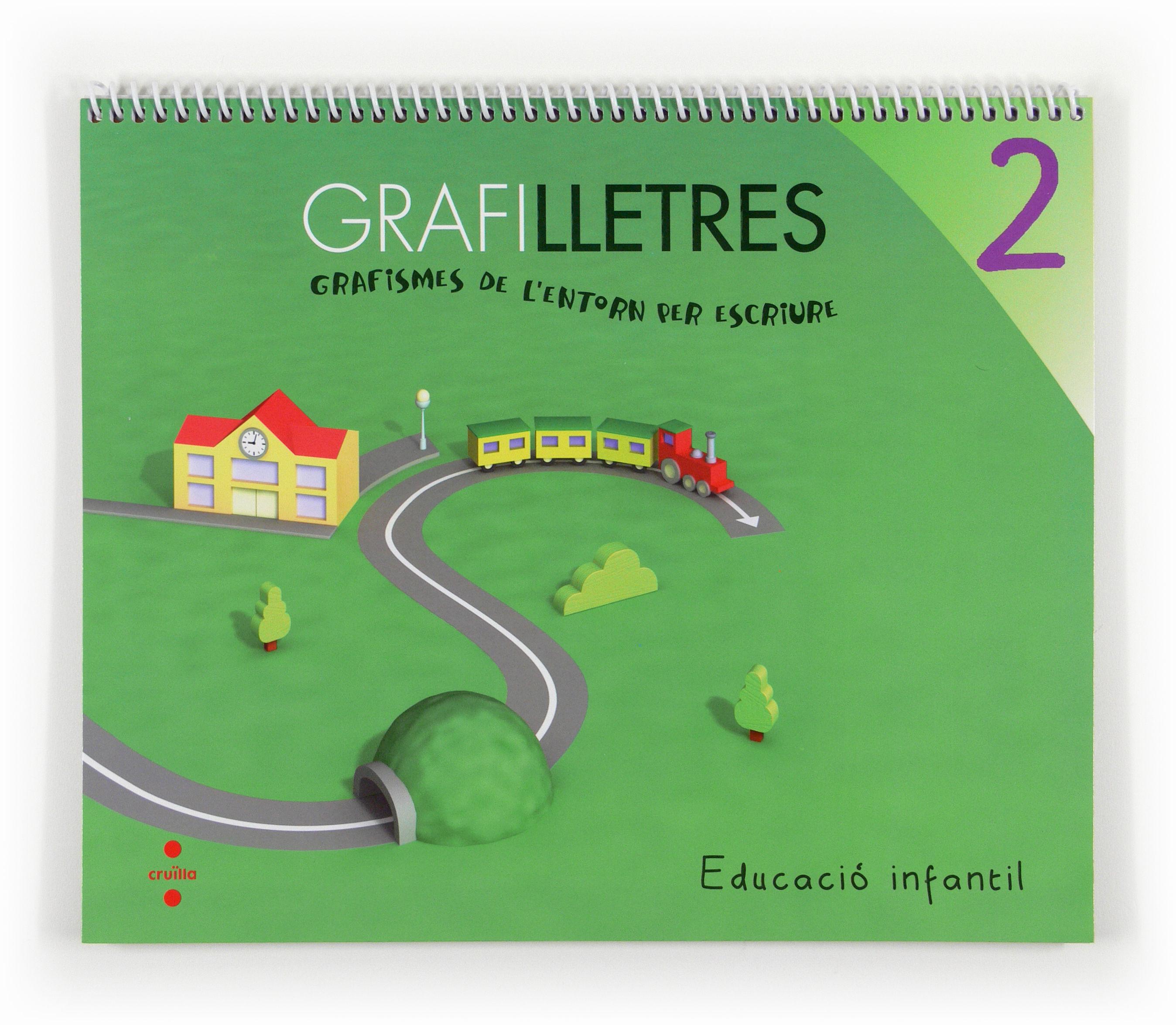 GRAFILLETRES 2. GRAFISMES DE L'ENTORN PER ESCRIURE