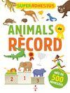 SUPERADHESIUS ANIMALS DE RECORD