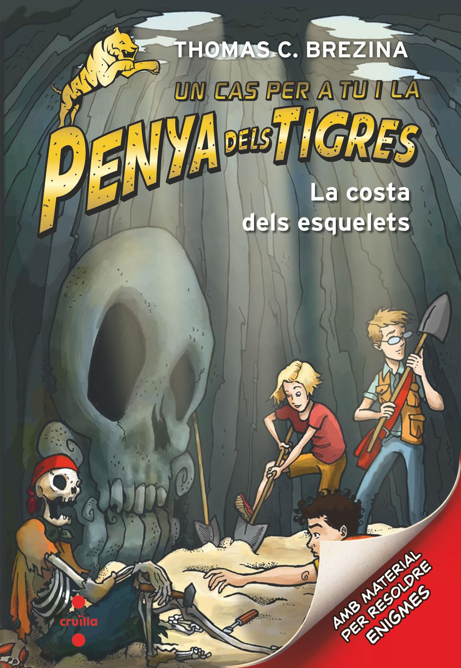 PENYA DELS TIGRES COSTA DELS ESQUELETS LA