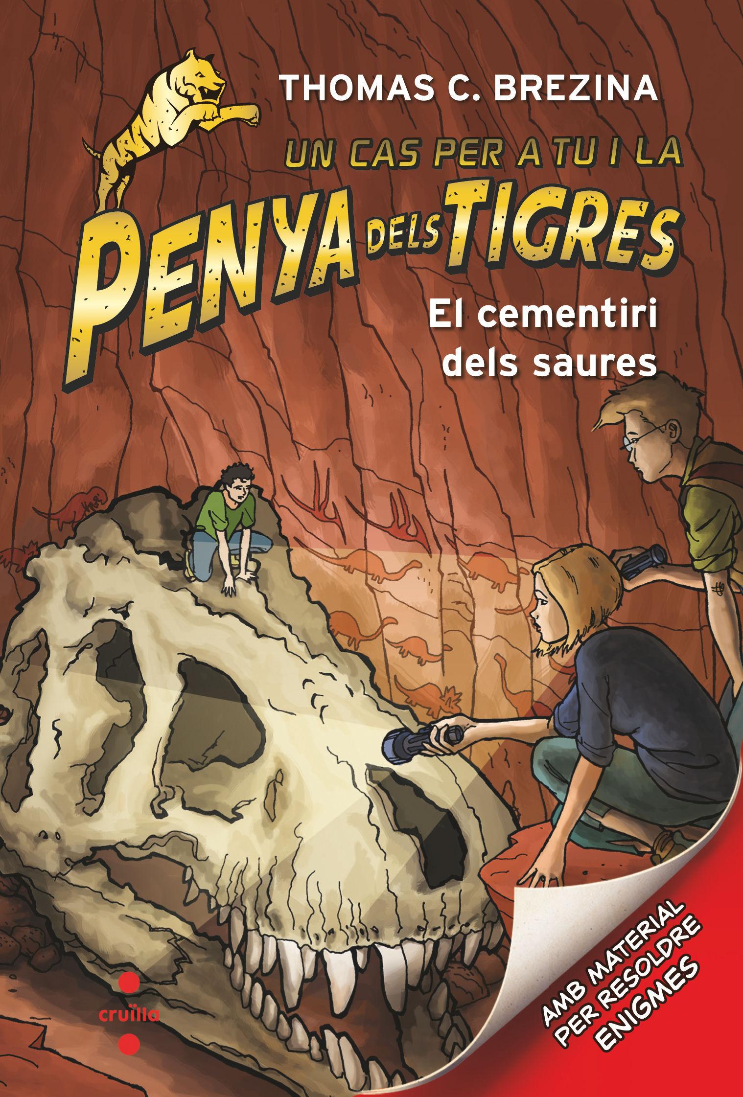 PENYA DELS TIGRES EL CEMENTIRI DELS SAURES