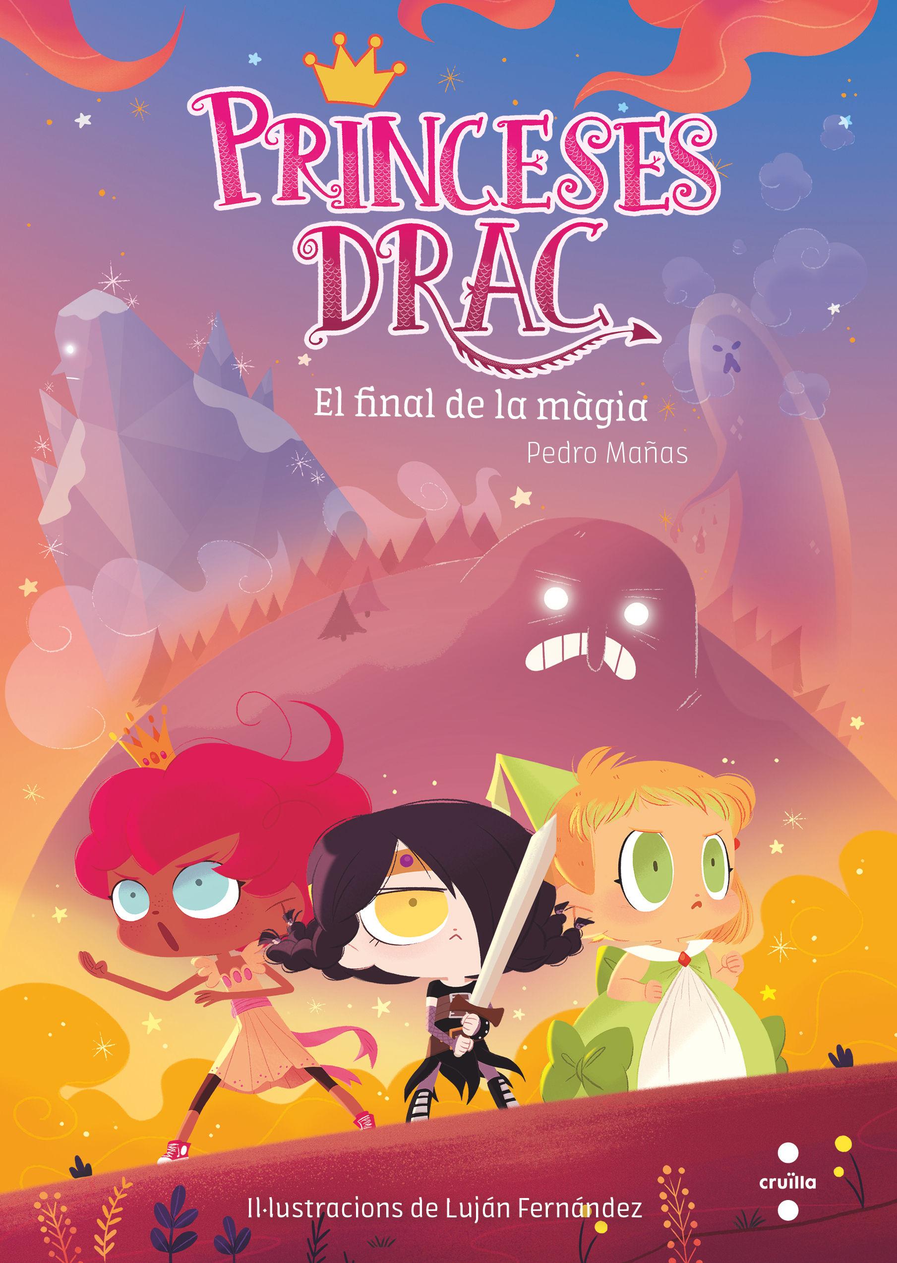 PRINESES DRAC 10 EL FINAL DE LA MAGIA