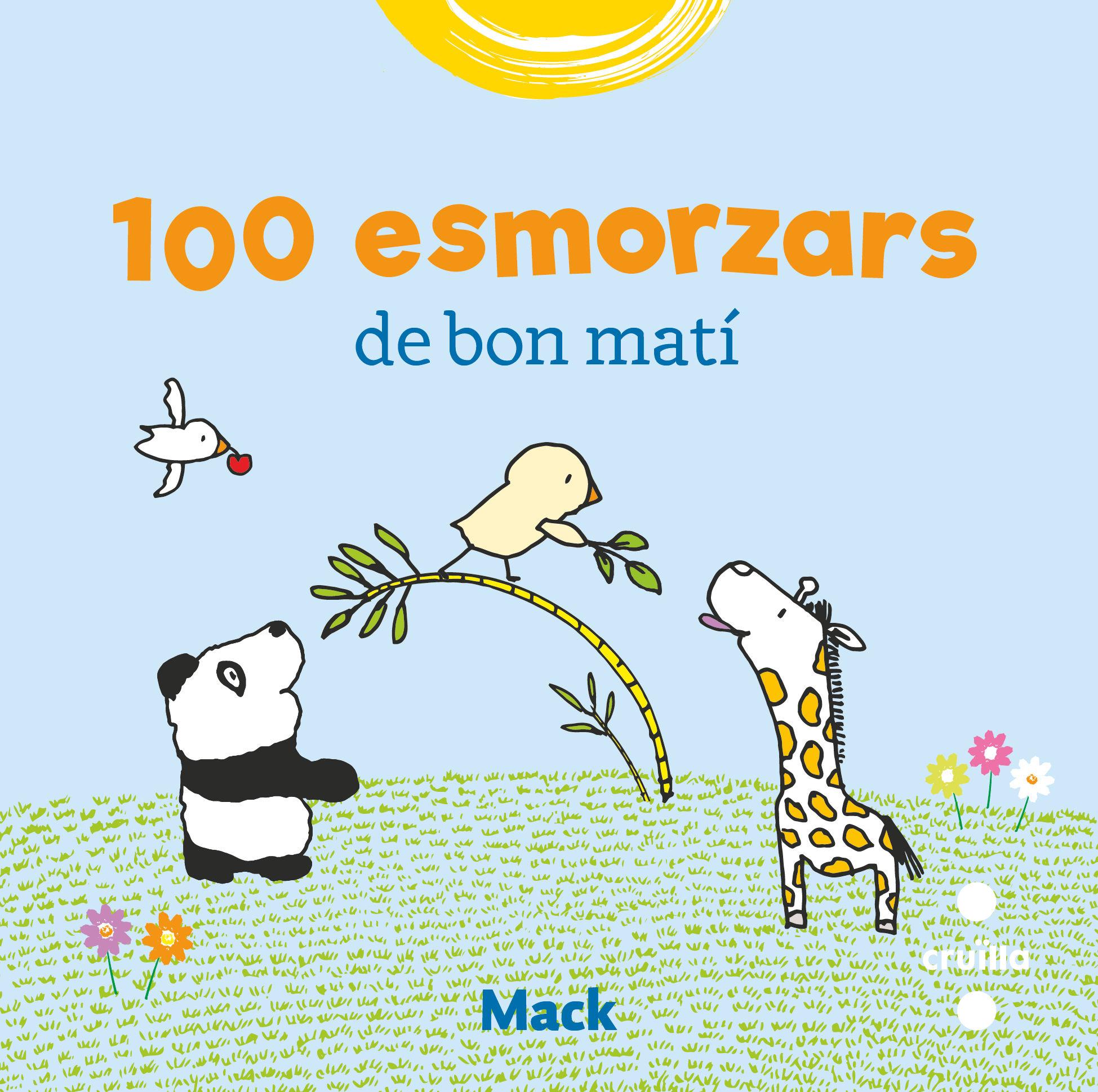 100 ESMORZARS DE BON MATI