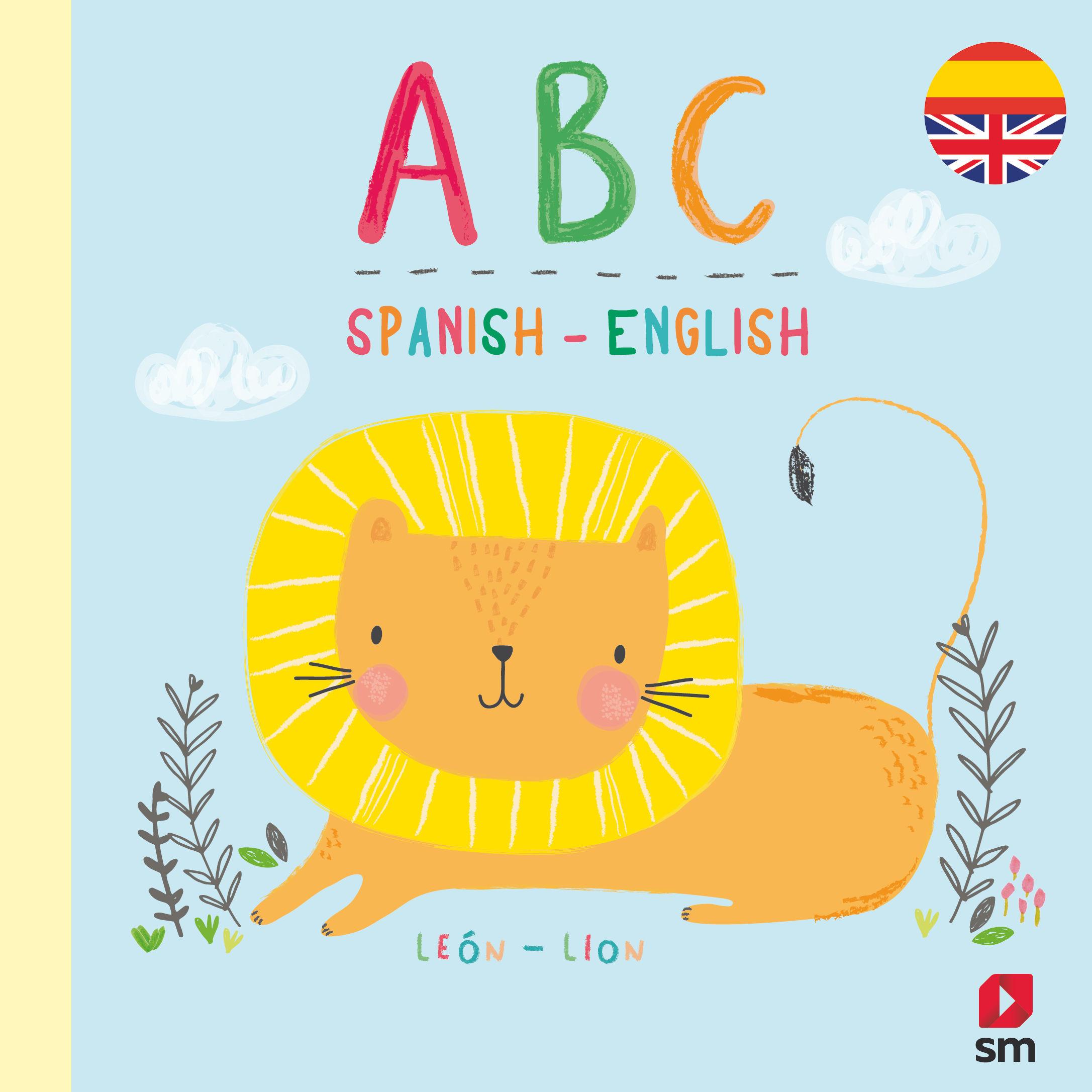 ABC SPANISH ENGLISH