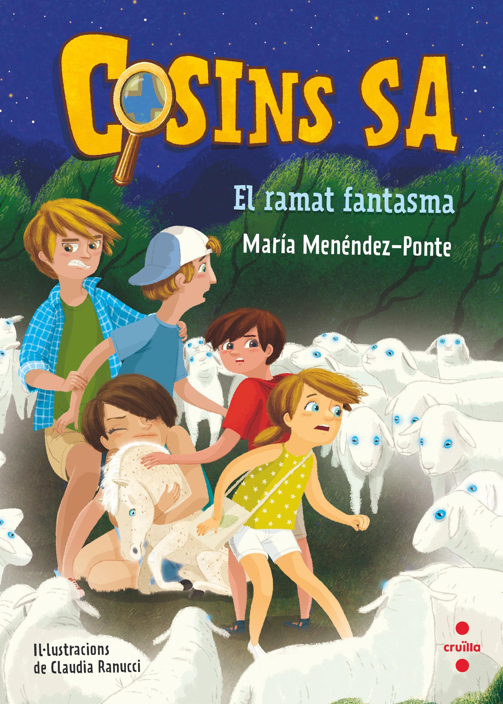 COSINS S A 4 EL RAMAT FANTASMA