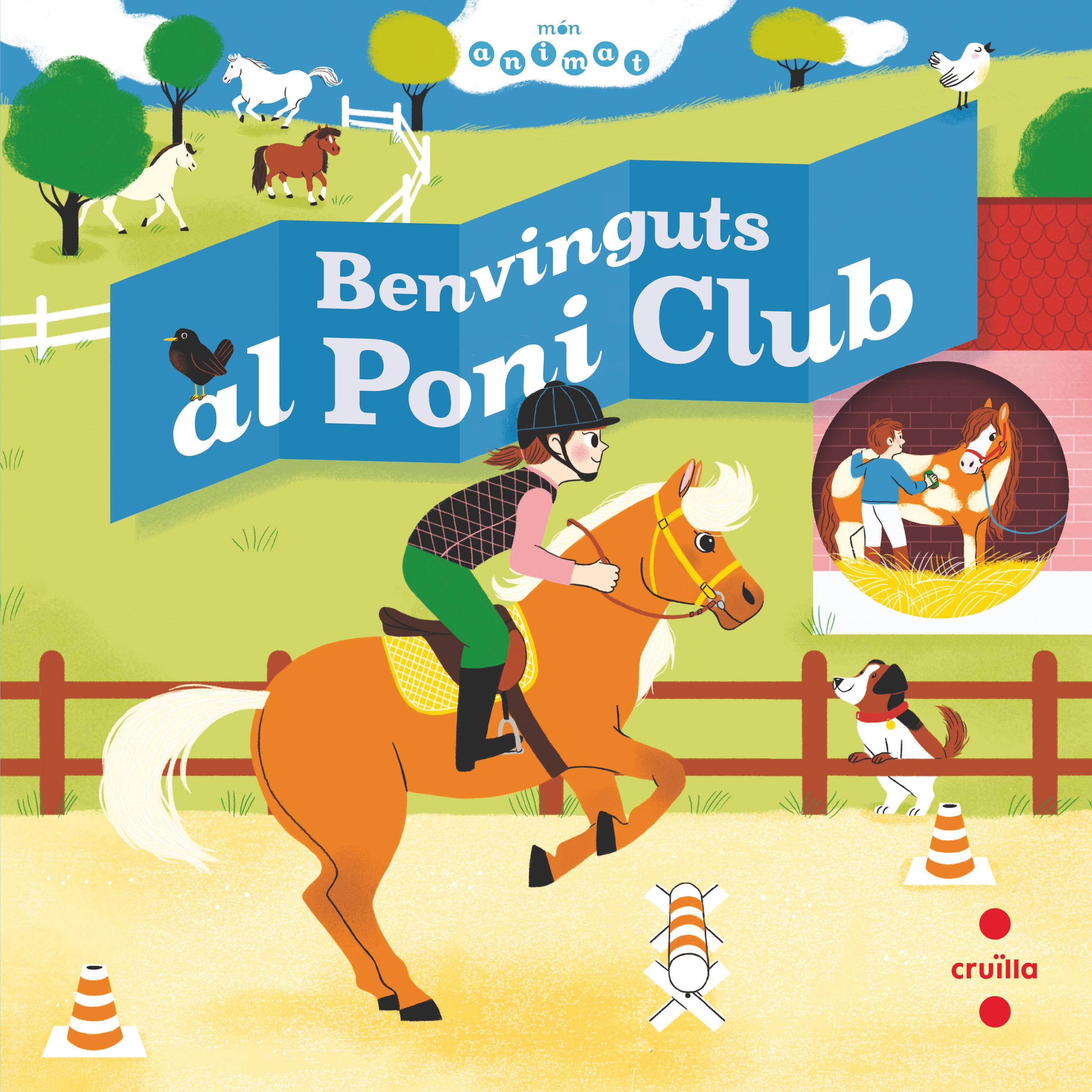 BENVINGUTS AL PONI CLUB MON ANIMAT