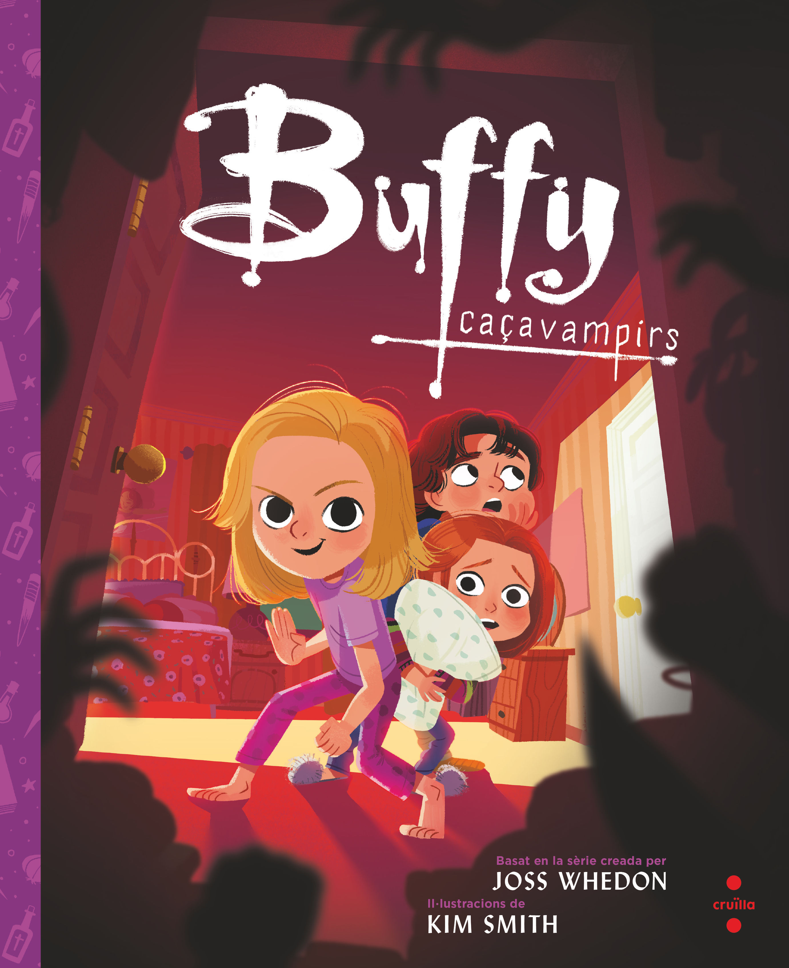 BUFFY CAÇAVAMPIRS