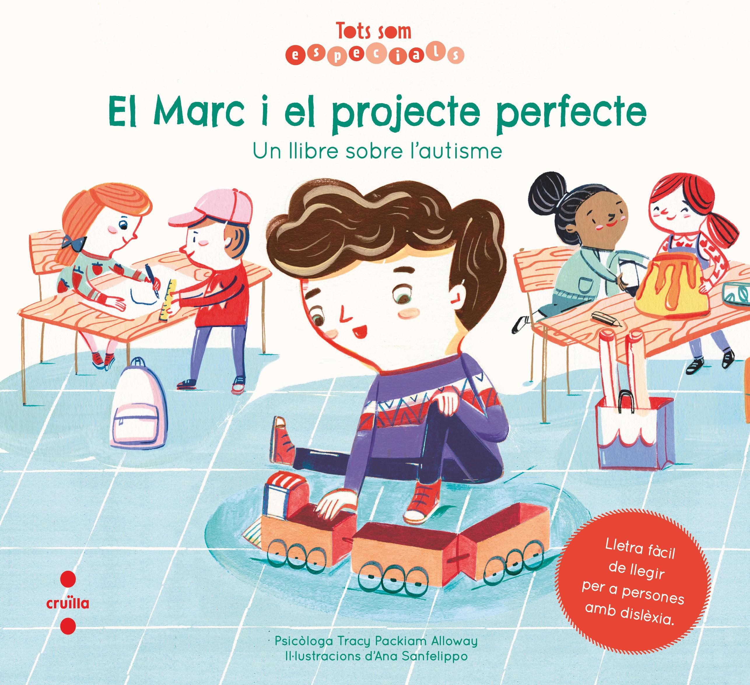 MARC I EL PROJECTE PERFECTE EL TOTS SOM ESPECIALS
