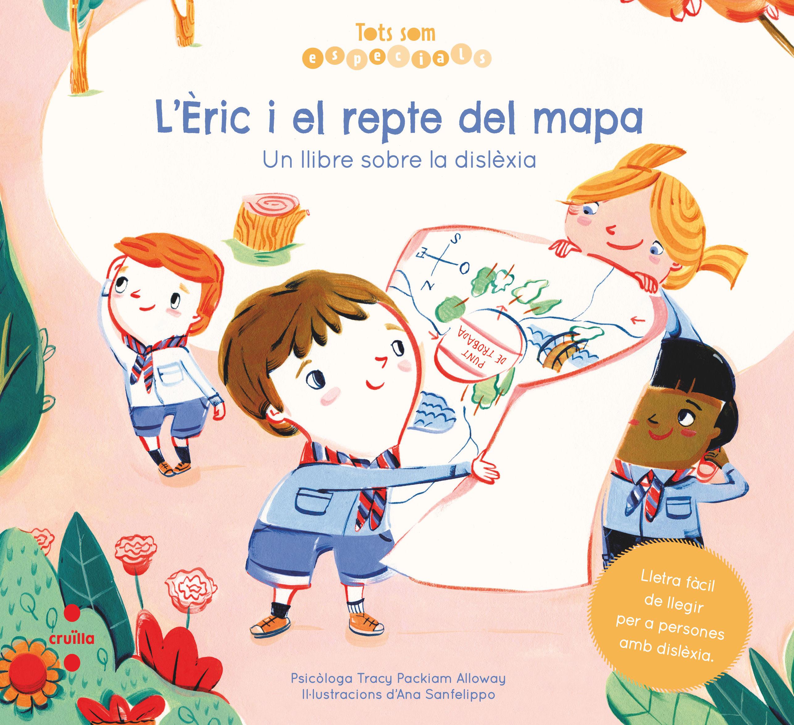 ERIC I EL REPTE DEL MAPA TOTS SOM ESPECIALS