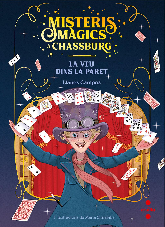 MISTERIS MAGICS A CHASSBURG 1
