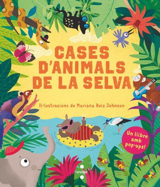CASES D ANIMALS DE LA SELVA