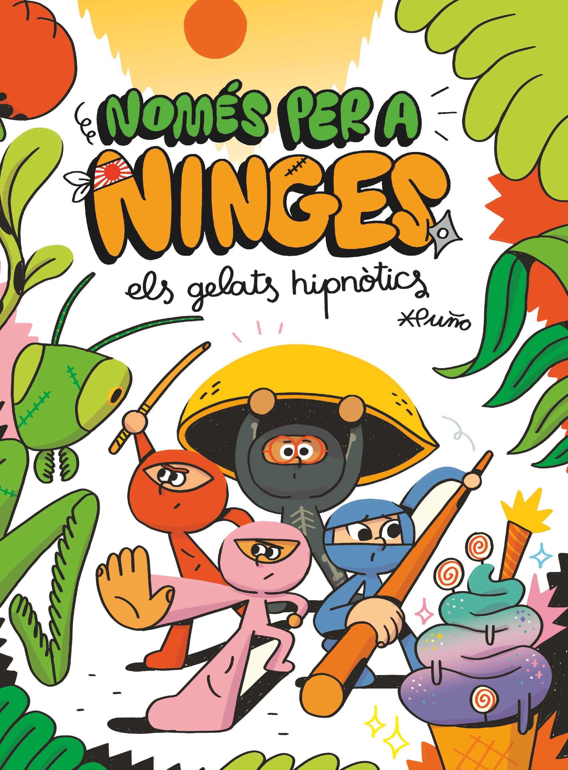 NOMES PER A NINGES 2 ELS GELATS HIPNOTICS
