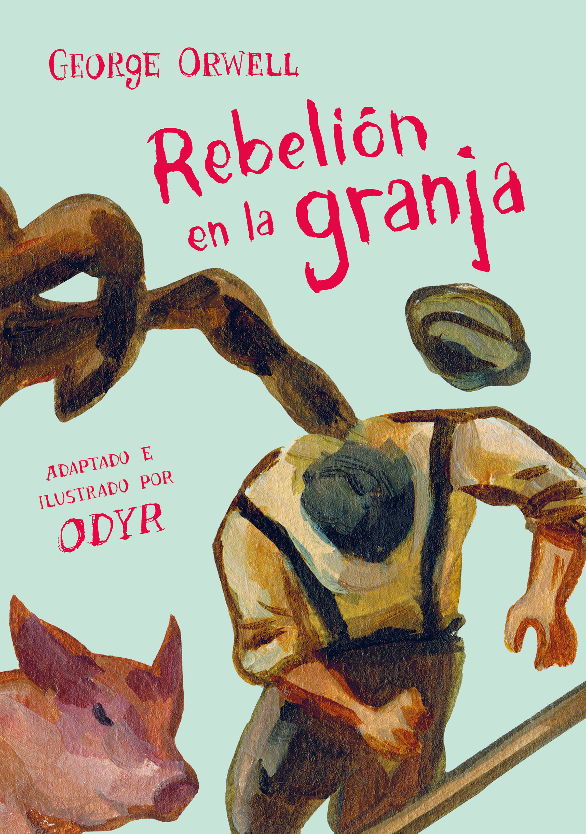 REBELION EN LA GRANJA (COMIC)