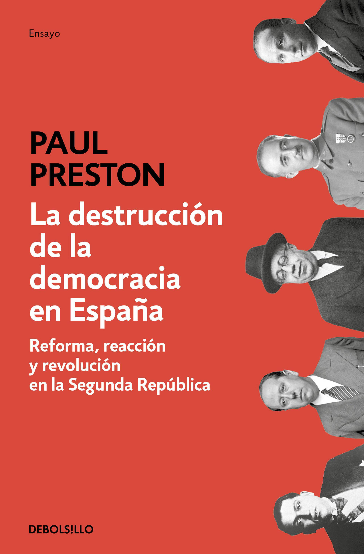 DESTRUCCION DE LA DEMOCRACIA EN ESPAÑA LA