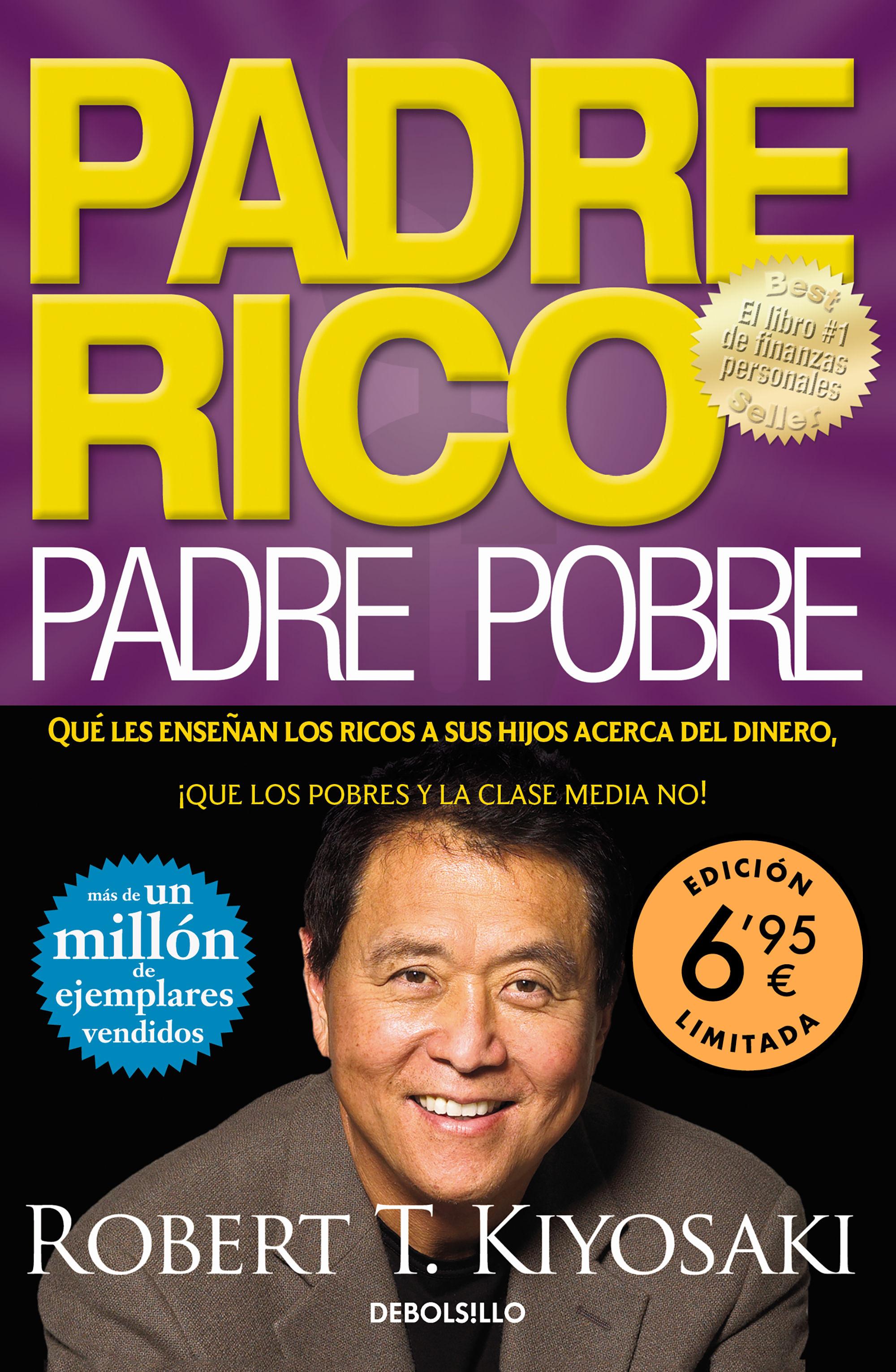PADRE RICO PADRE POBRE (LIMITED)